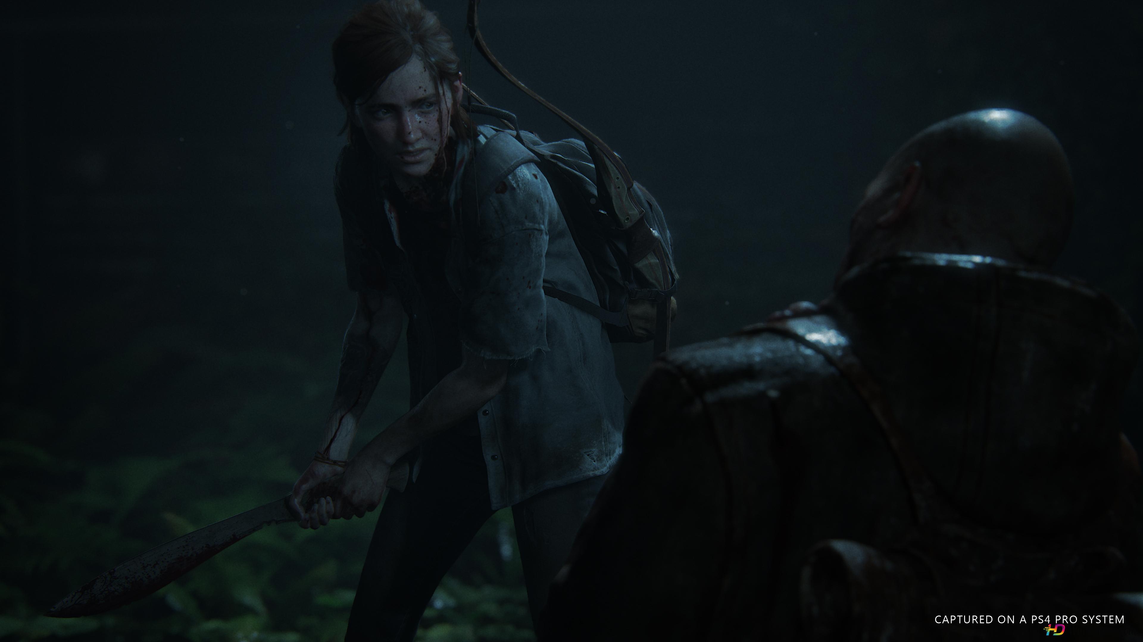 Ellie The Last Of Us Hd Wallpaper Download