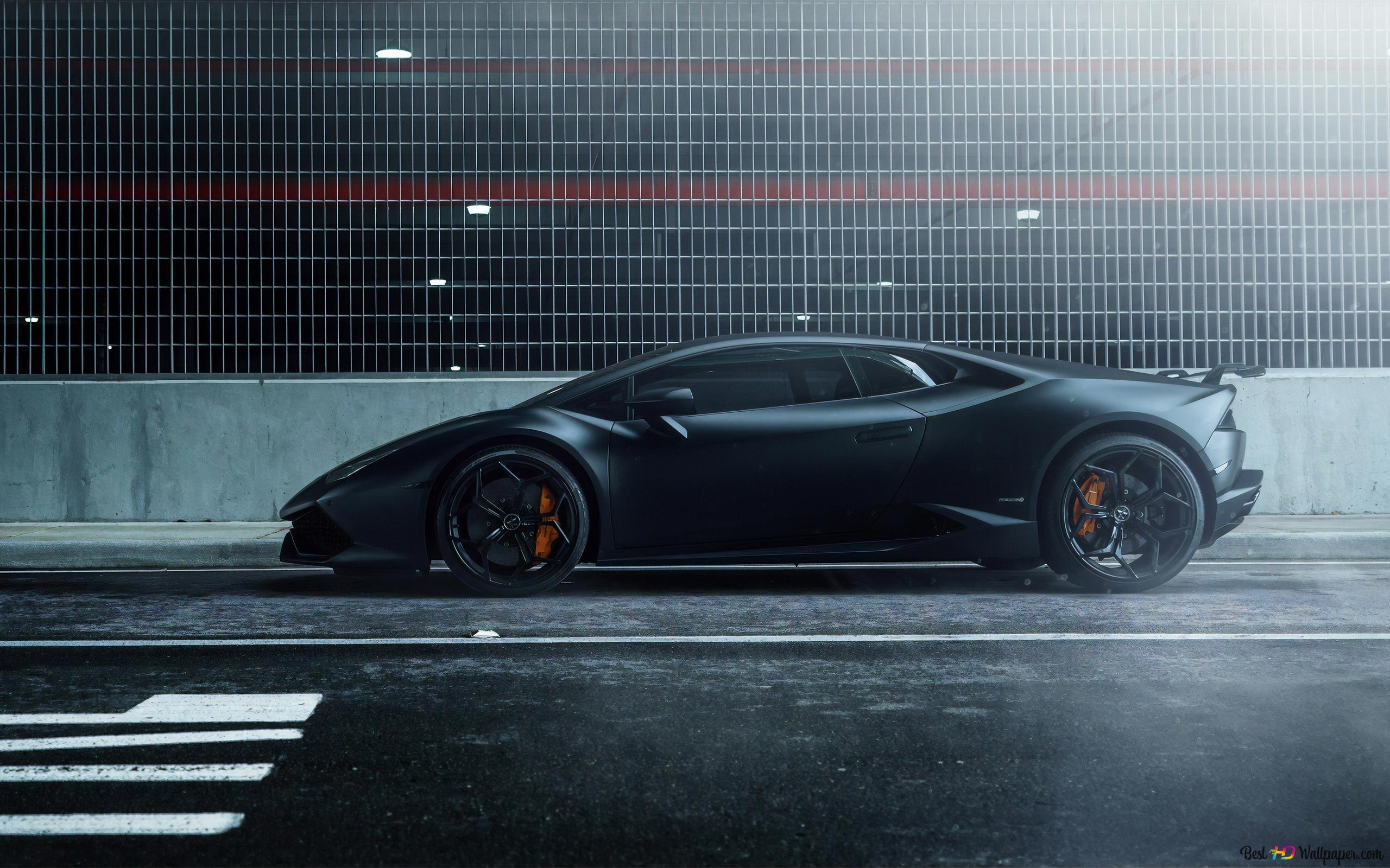 Descargar Fondo De Pantalla Estilo Lamborghini Huracán Hd