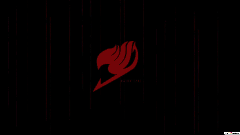 Fairy Tail Logo Hd Wallpaper Download