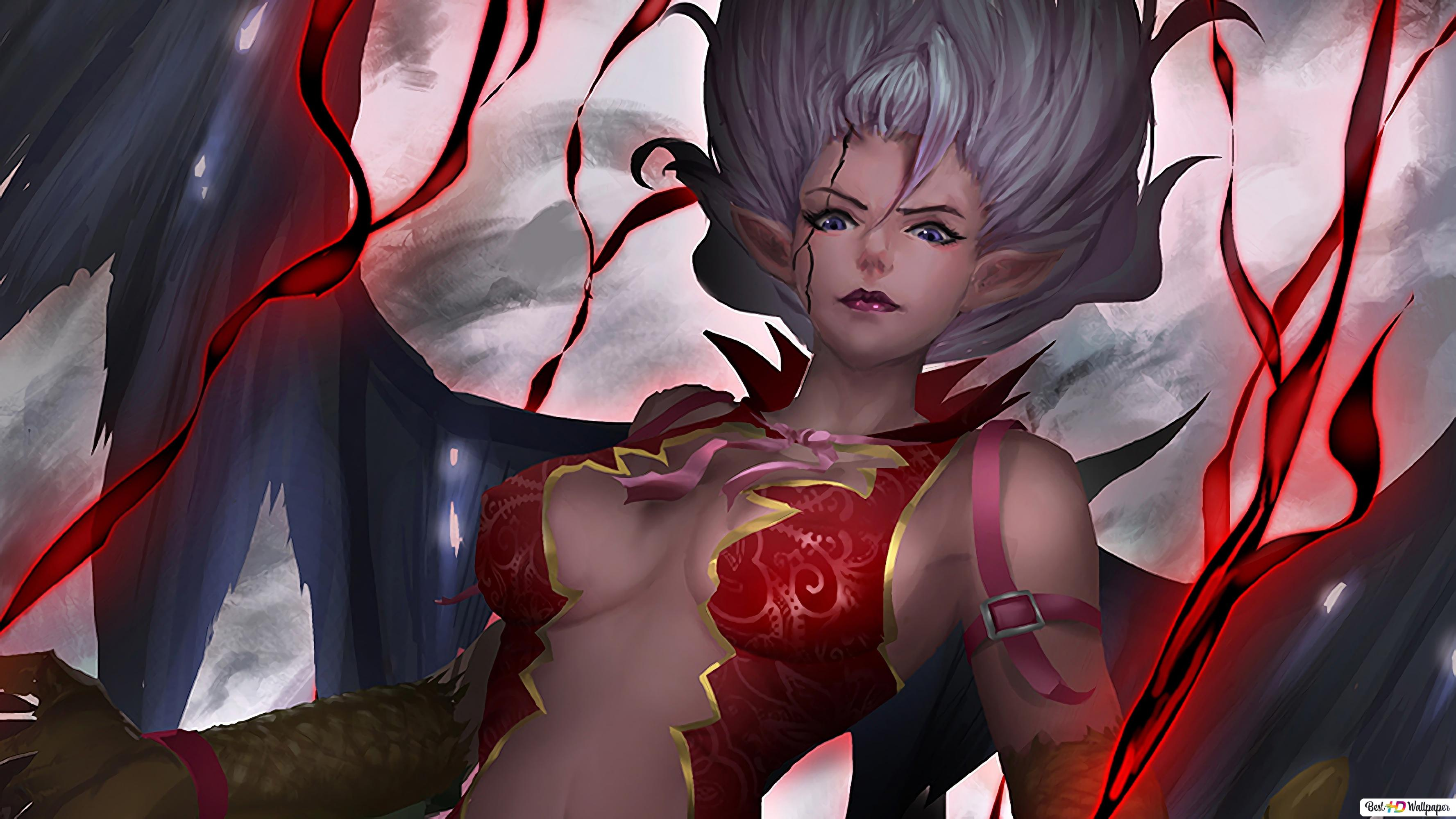 Fairy Tail Mirajane Strauss Satan Soul Hd Wallpaper Download We have 70+ amazing background pictures carefully picked by our community. fairy tail mirajane strauss satan