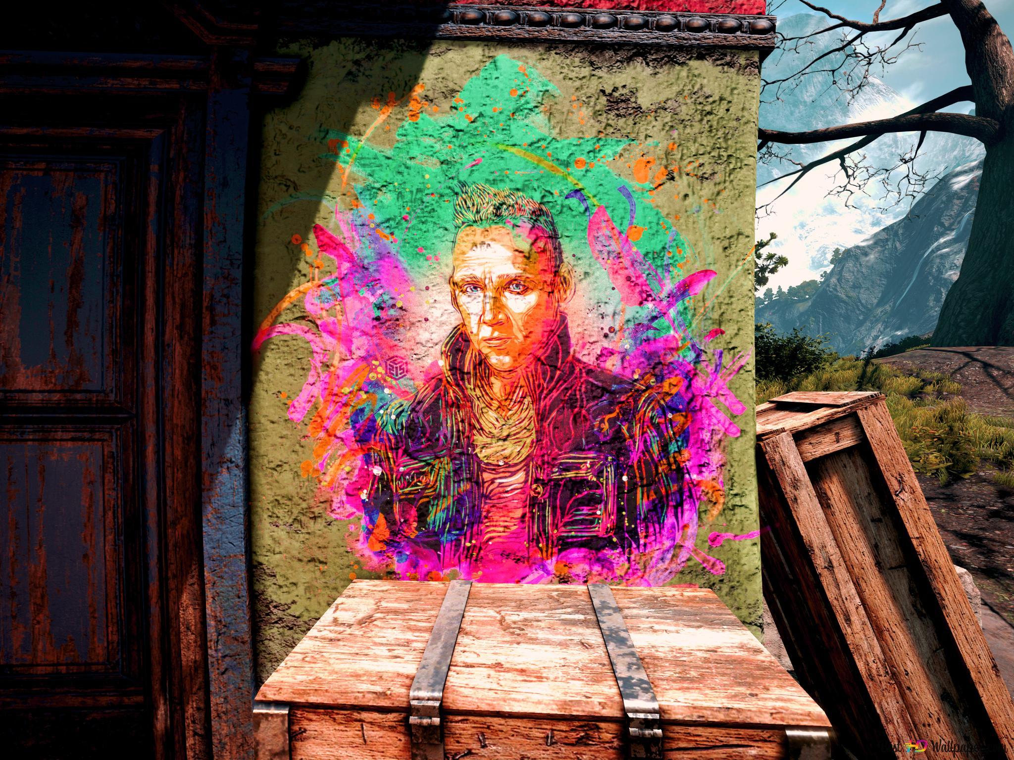 Far Cry 4 Drug Dealer Hd Wallpaper Download