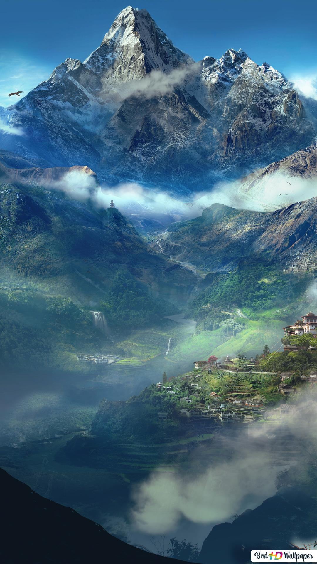 Far Cry Game Himalayas Hd Wallpaper Download