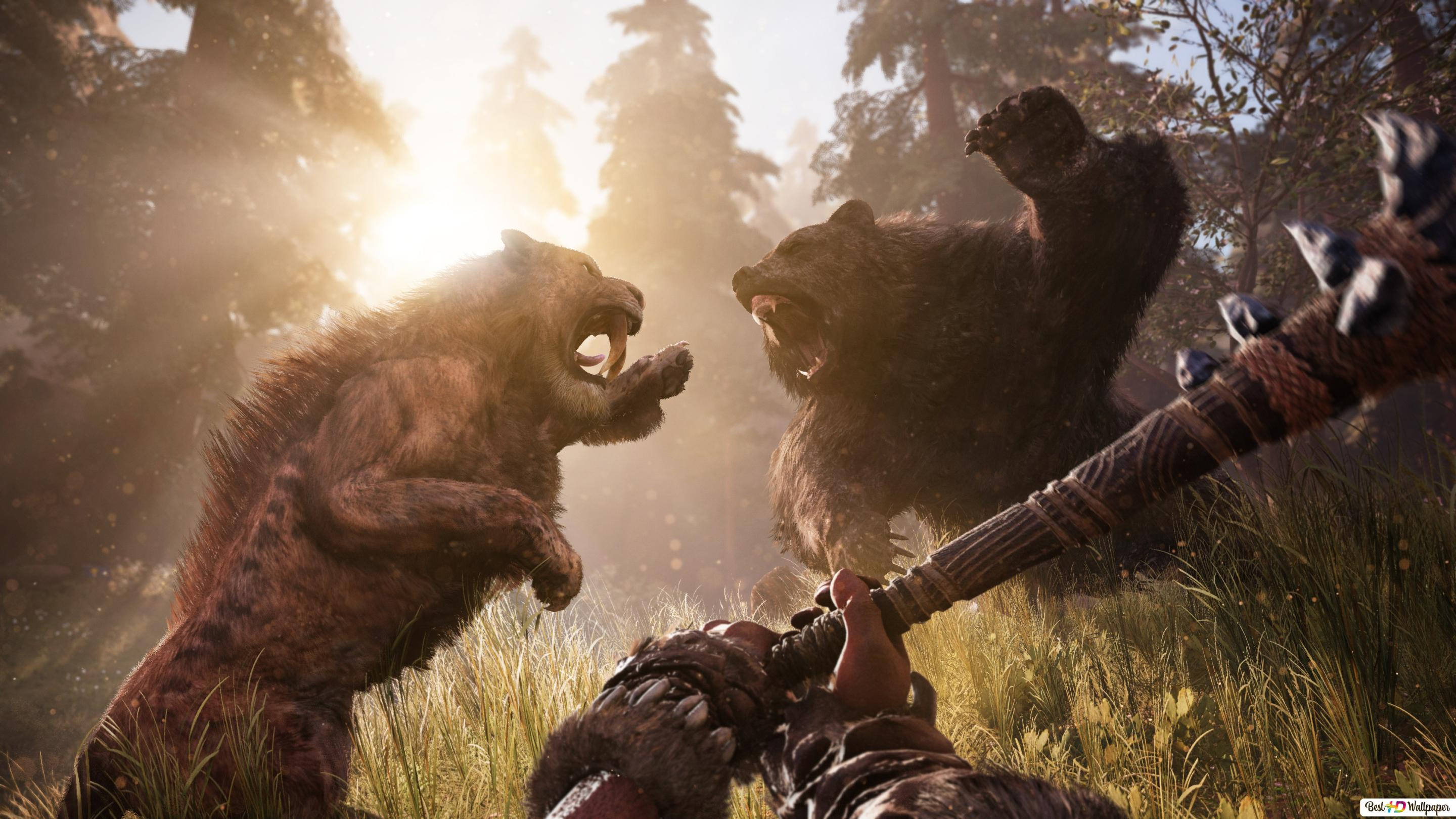 Far Cry Primal Hd Wallpaper Download