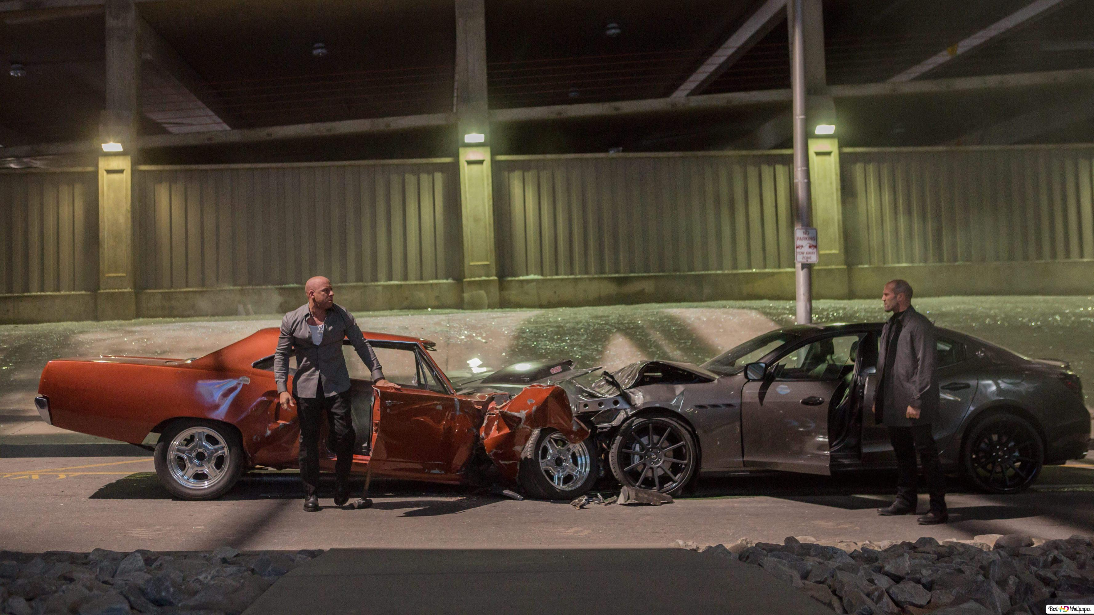 Fast Furious 7 Hd Wallpaper Download