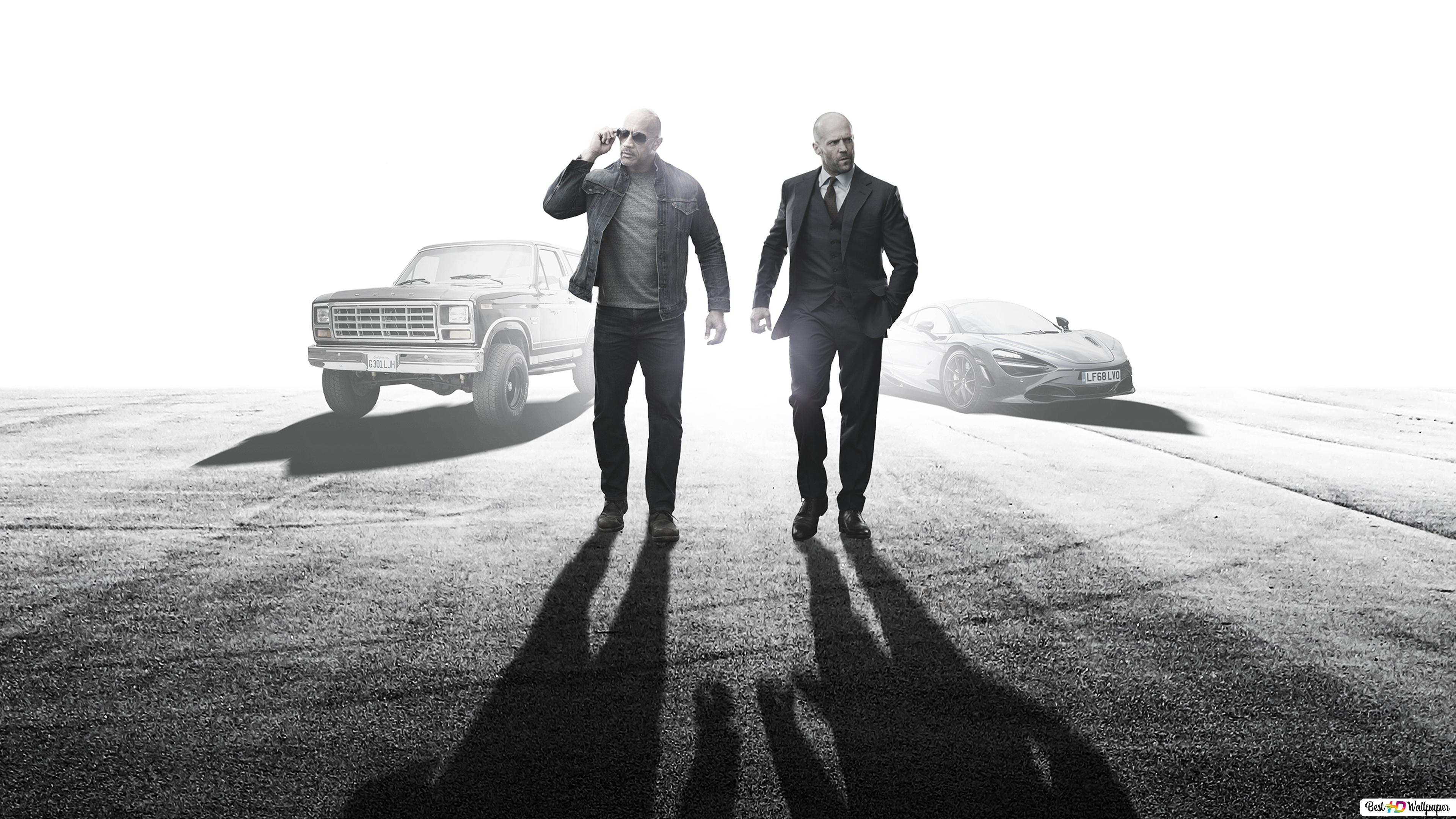 Fast Furious Presents Hobbs And Shaw Hd Wallpaper Download