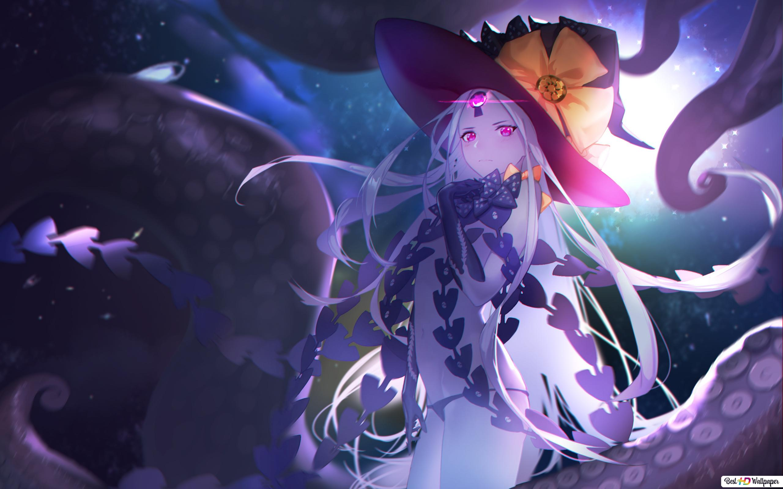 Fate Grand Order Abigail Williams Foreigner Download Di Sfondi Hd