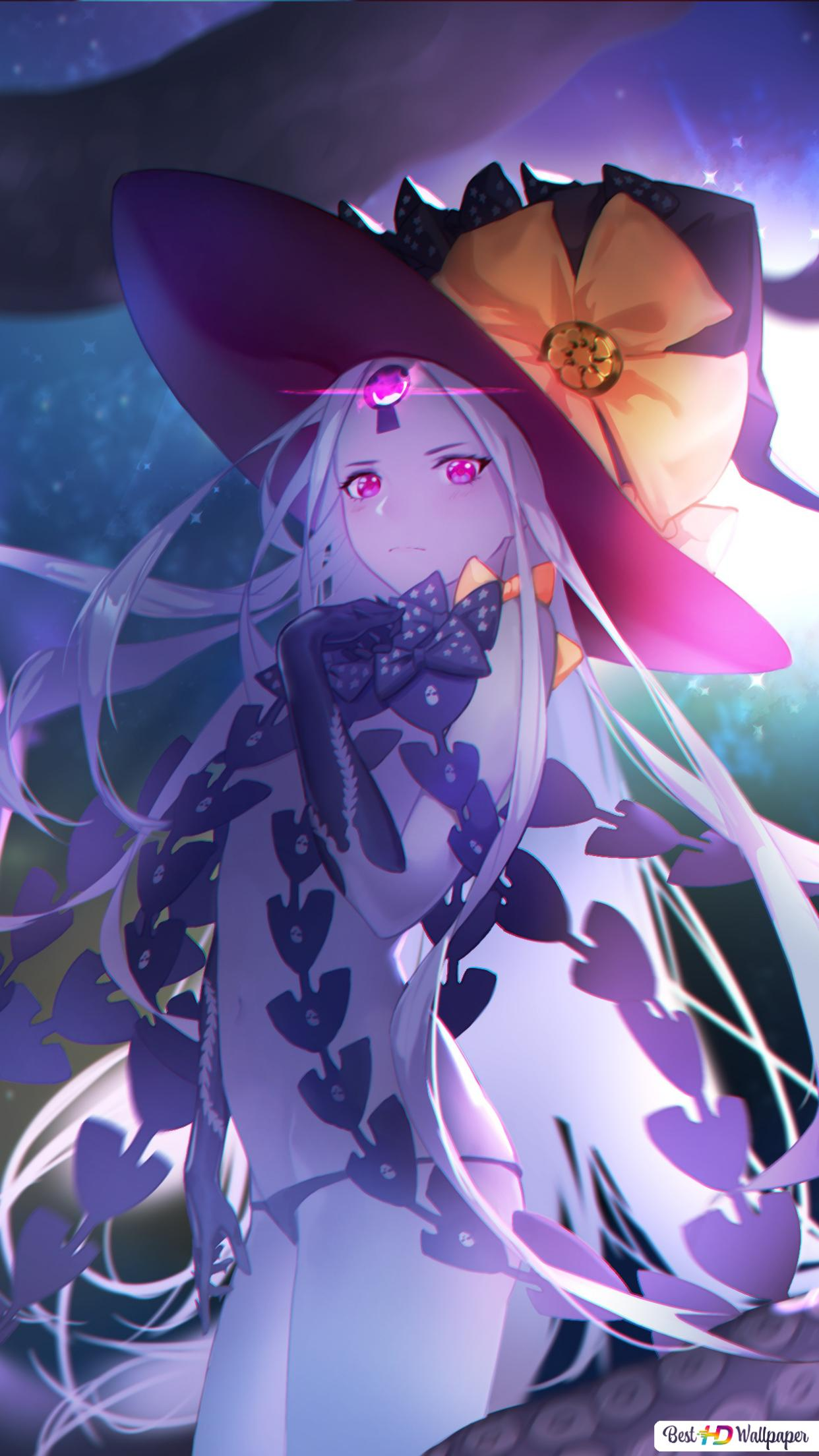 Fate Grand Order Abigail Williams Foreigner Hd Wallpaper Download