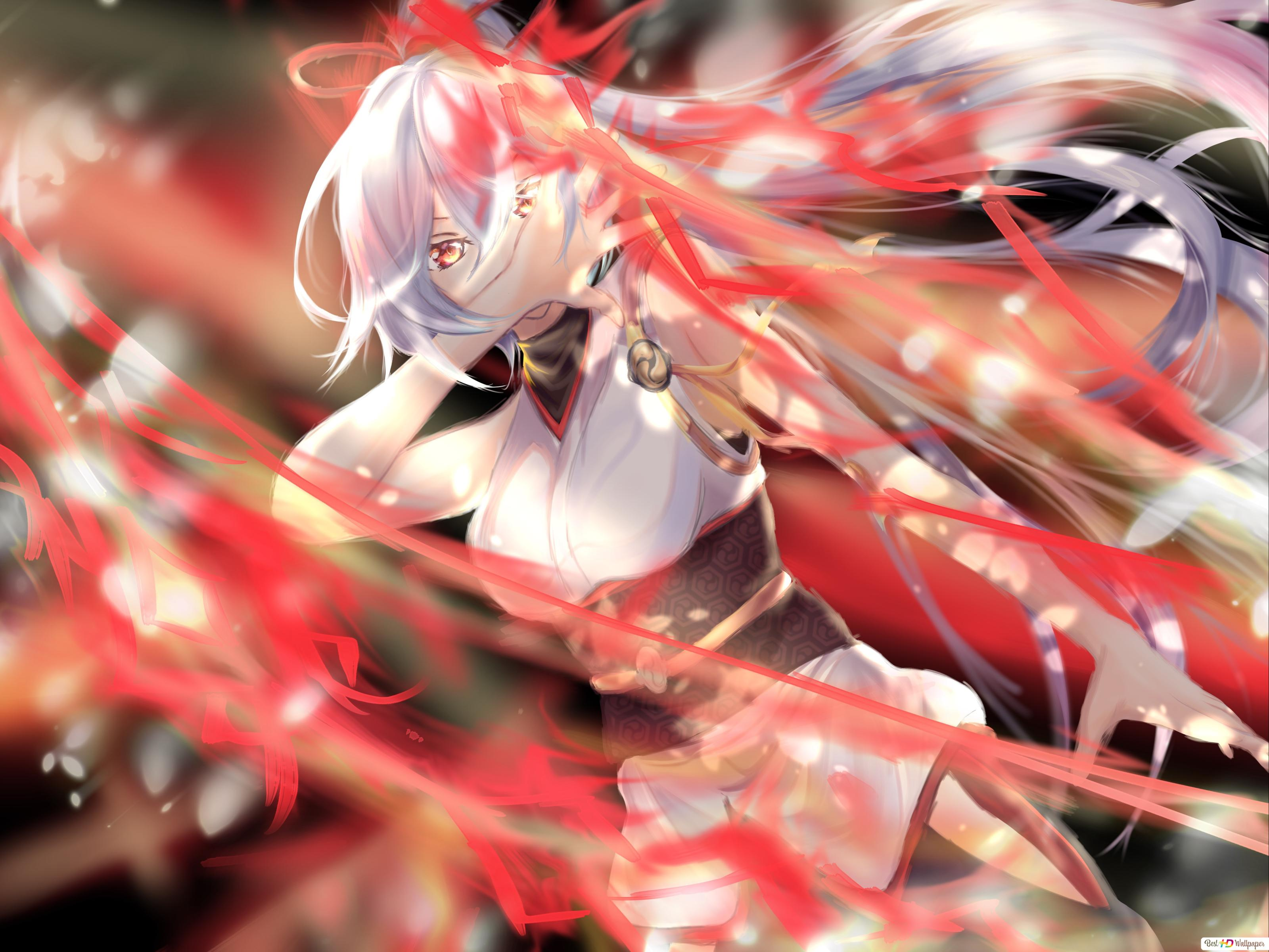 Fate Grand Order Archer Inferno Hd Wallpaper Download