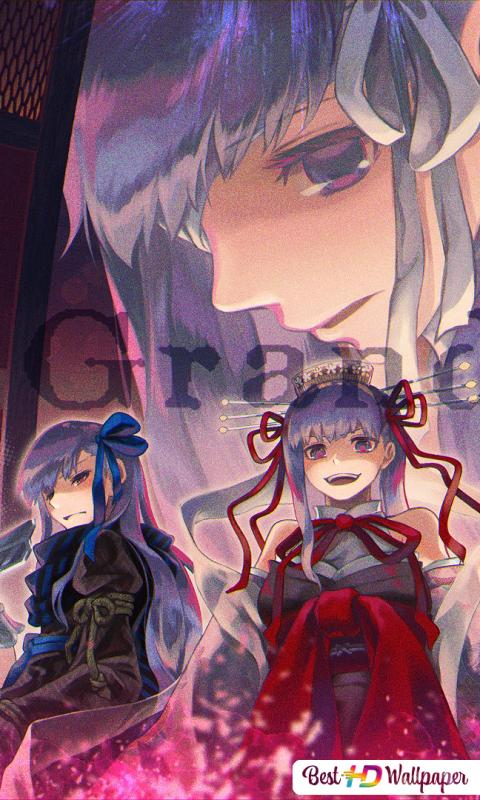 Fate/Grand Order - Meltlilith,Passionlip & Kinngprotea HD