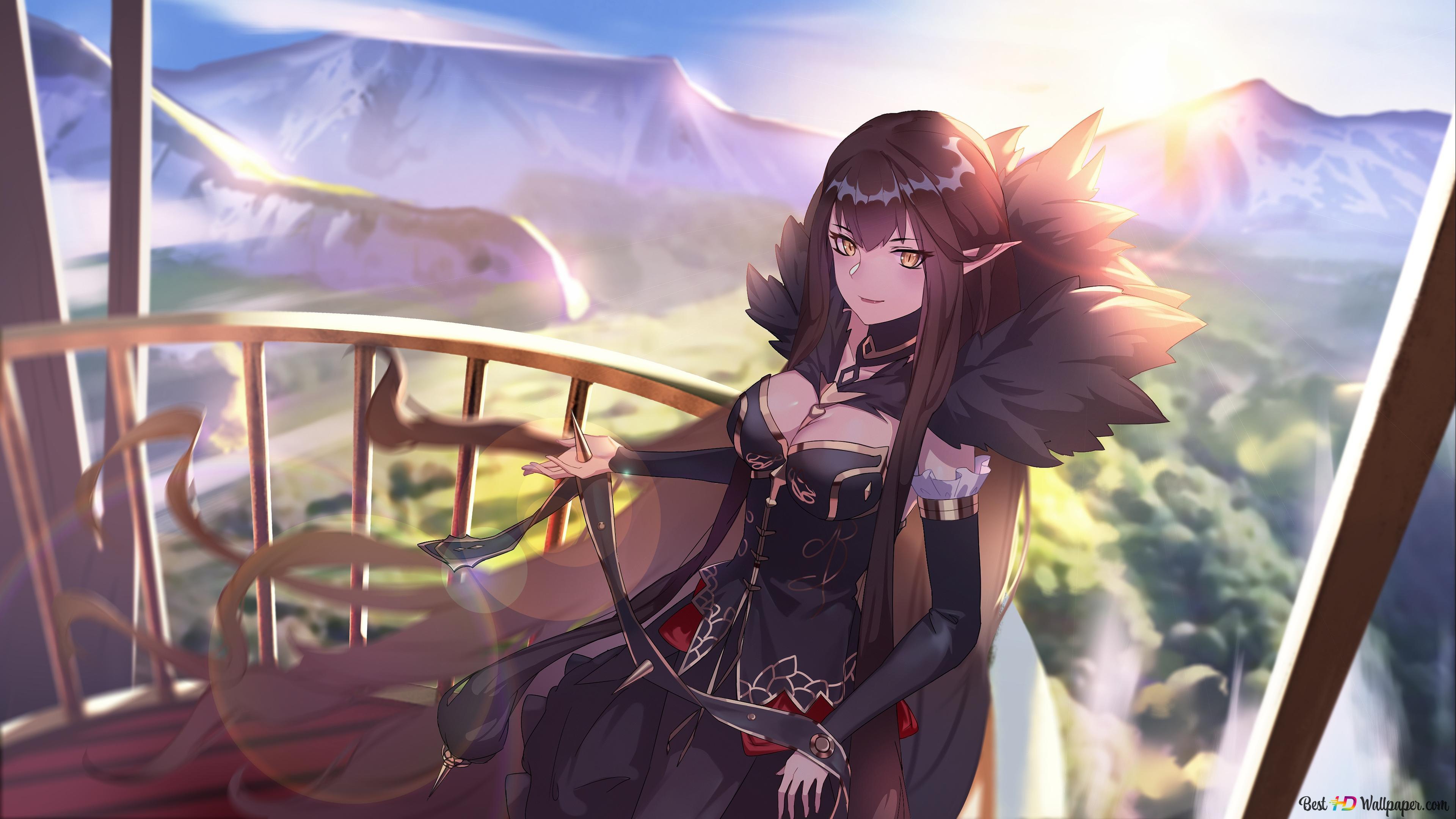 Fate Grand Order Semiramis Hd Wallpaper Download