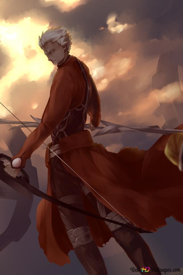 Fate Stay Night Archer Hd Wallpaper Download