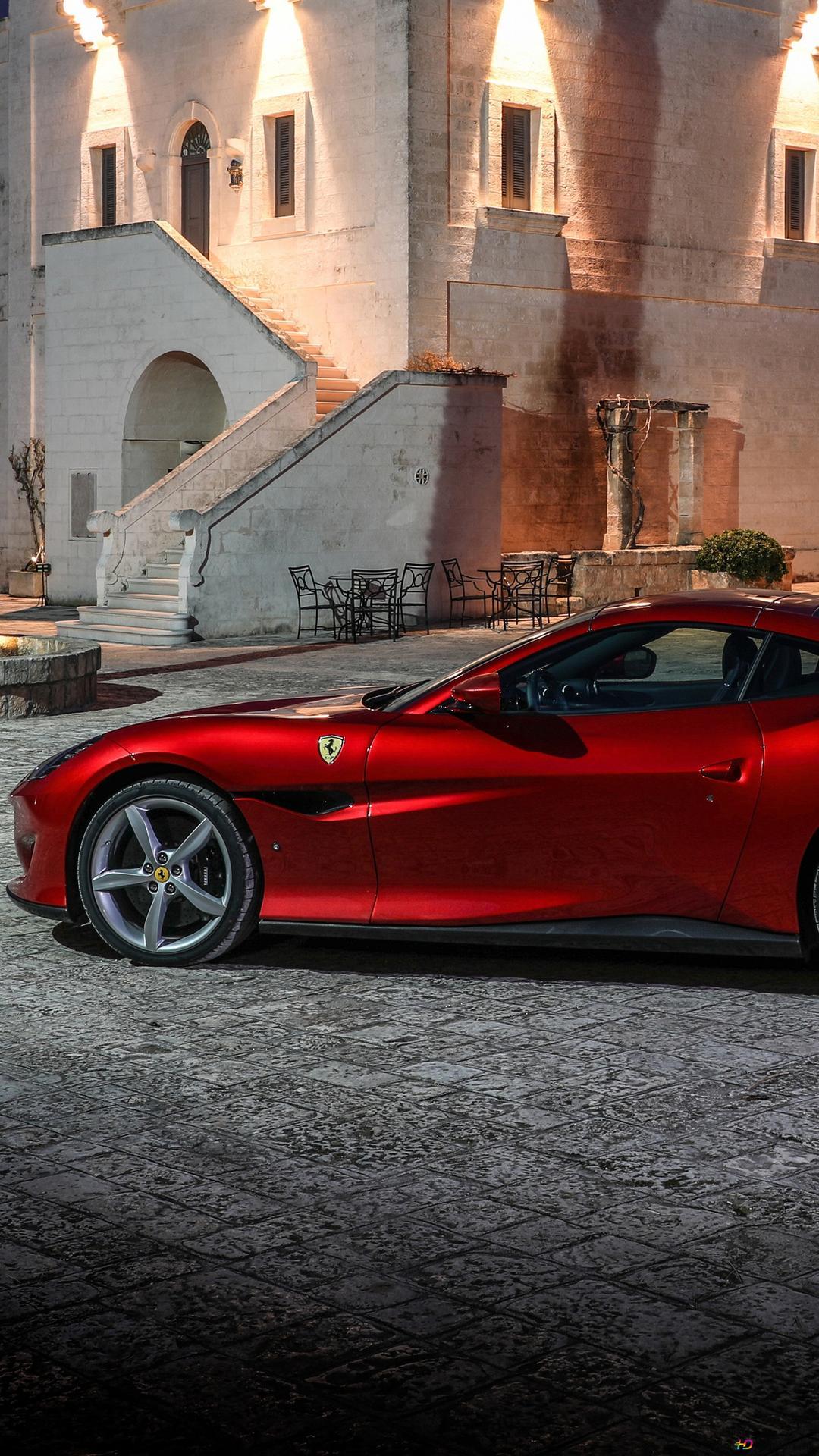 Ferrari Portofino Hd Wallpaper Download