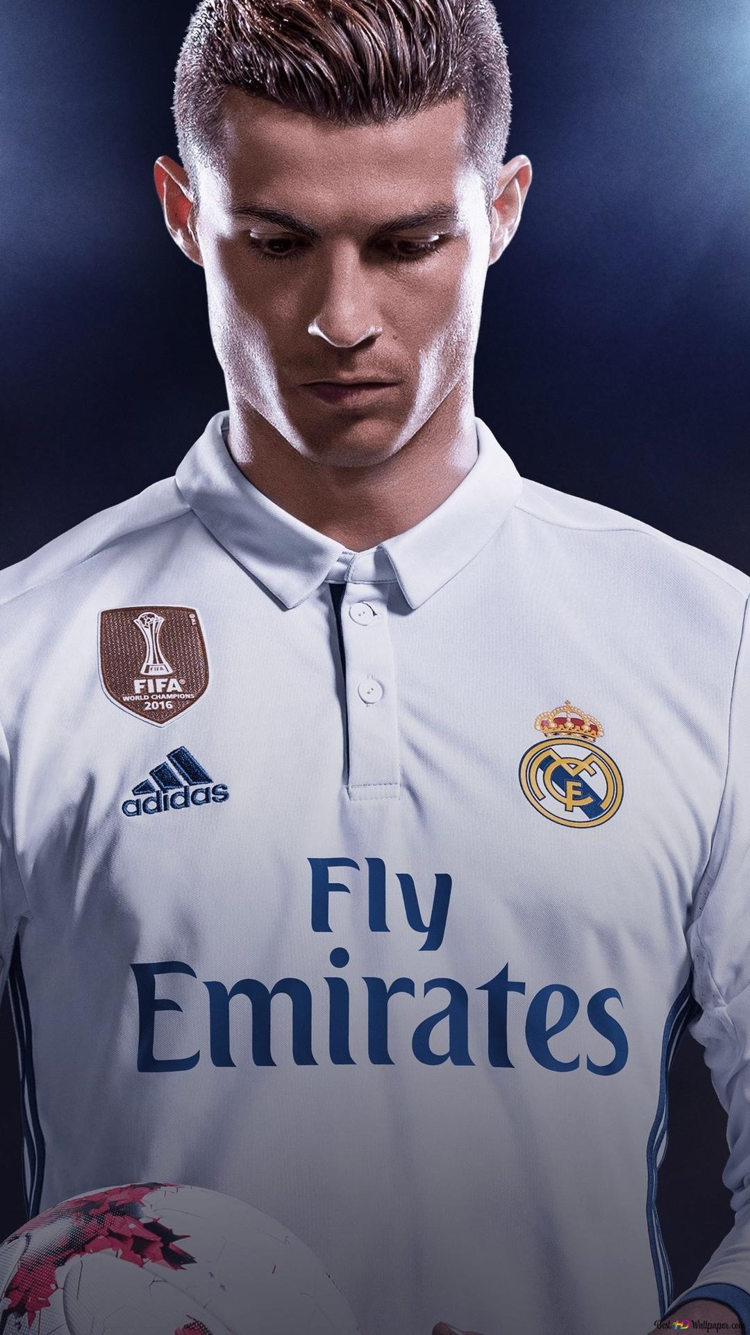 Descargar Fondo De Pantalla Fifa 18 Cristiano Ronaldo Hd
