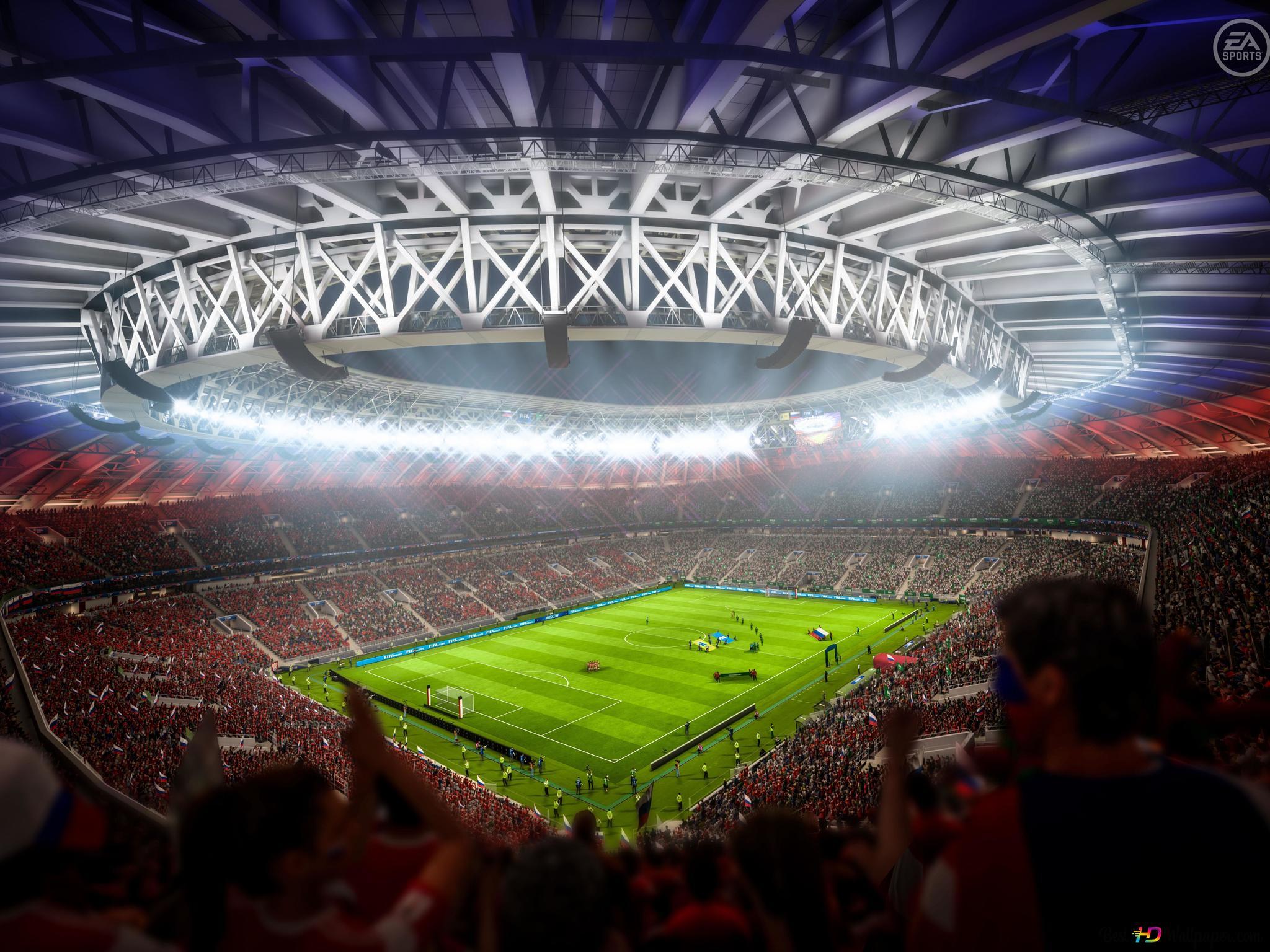 FIFA 18 - Stadium HD wallpaper download