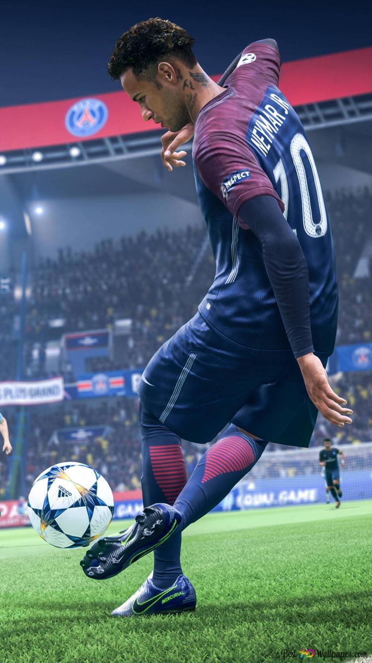 Fifa 19 Neymar Jr Download Di Sfondi Hd