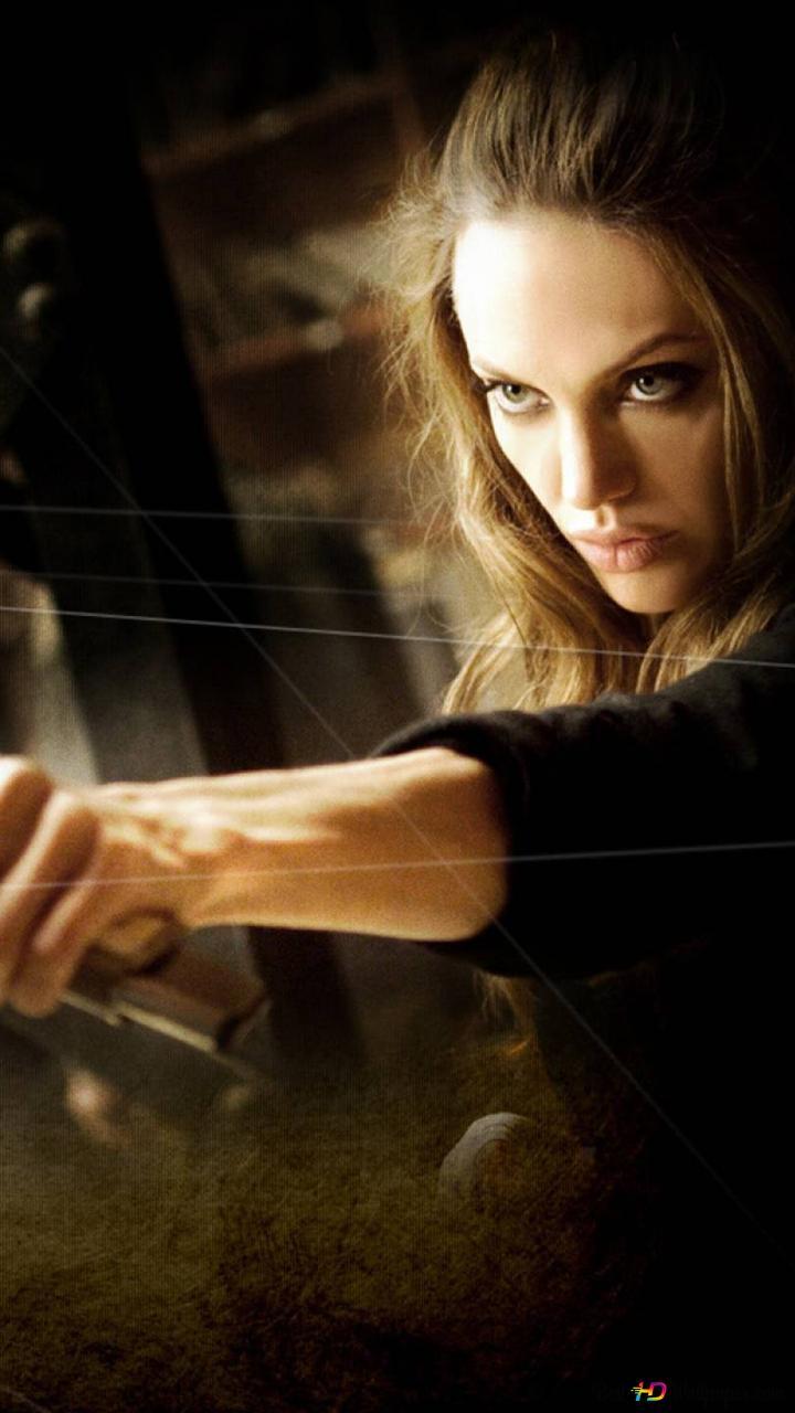 Film Wanted Angelina Jolie Hd Fond Décran Télécharger