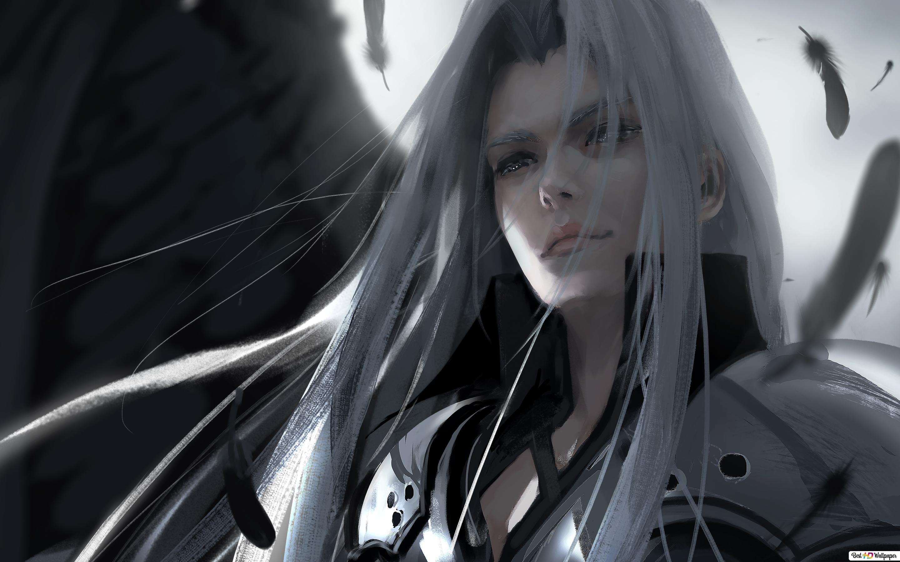 Final Fantasy Dissidia Nt Sephiroth Fanart Hd Wallpaper