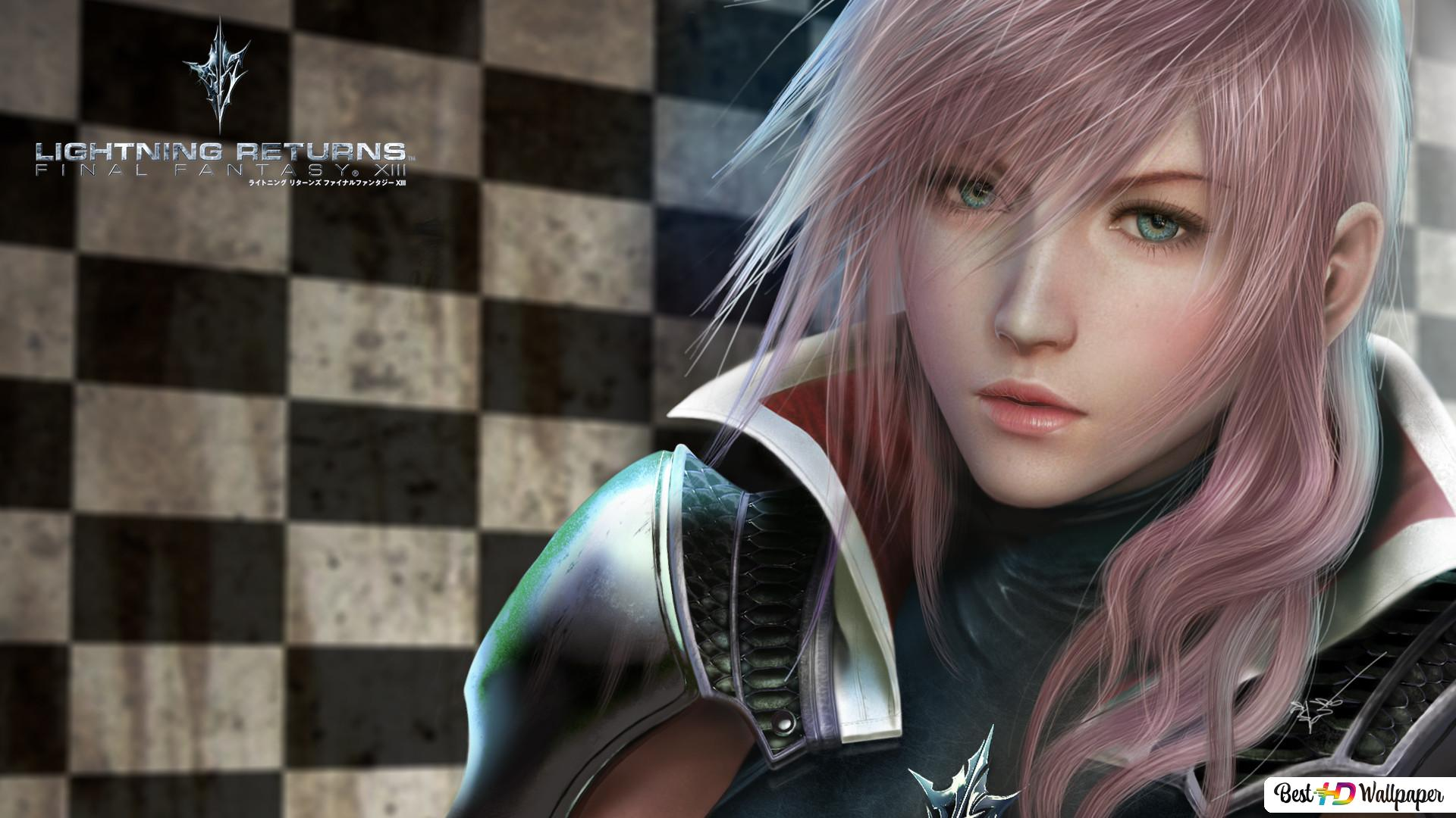 Final Fantasy Lightning Returns Hd Wallpaper Download