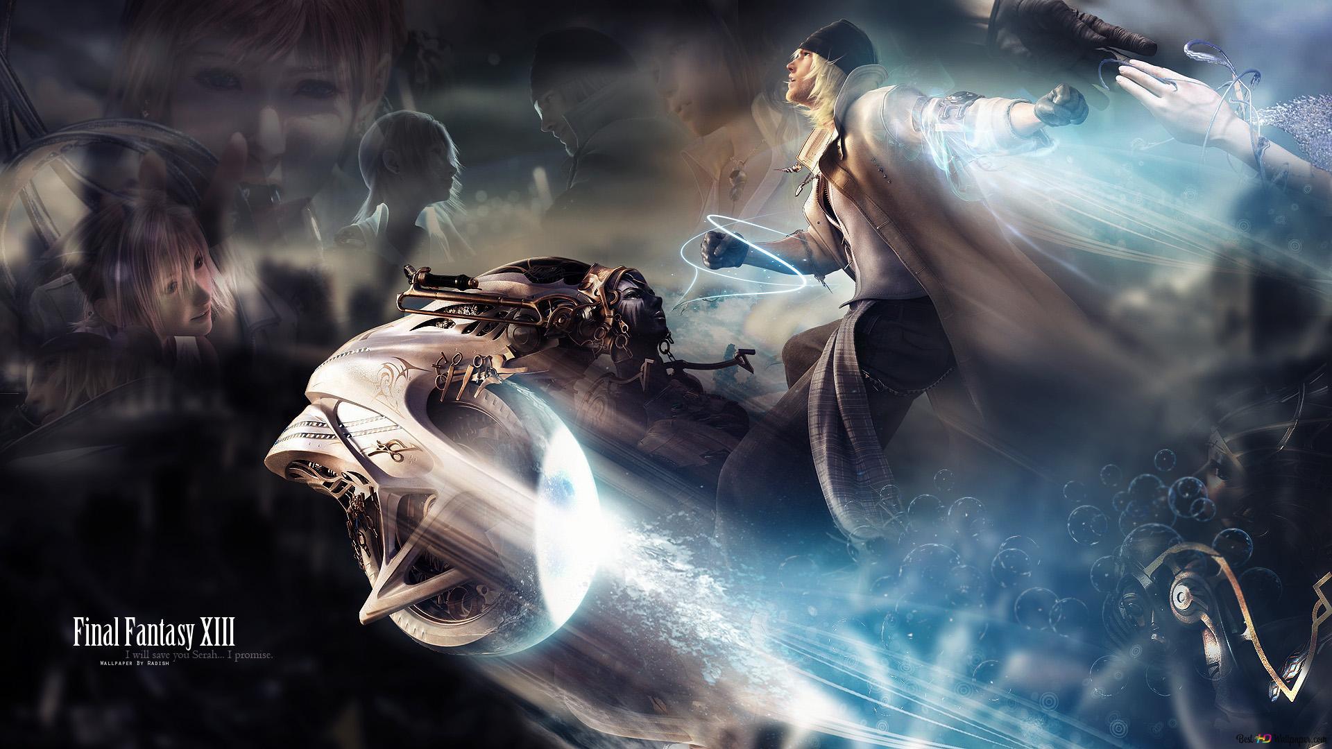 Final Fantasy Xiii Hd Wallpaper Download