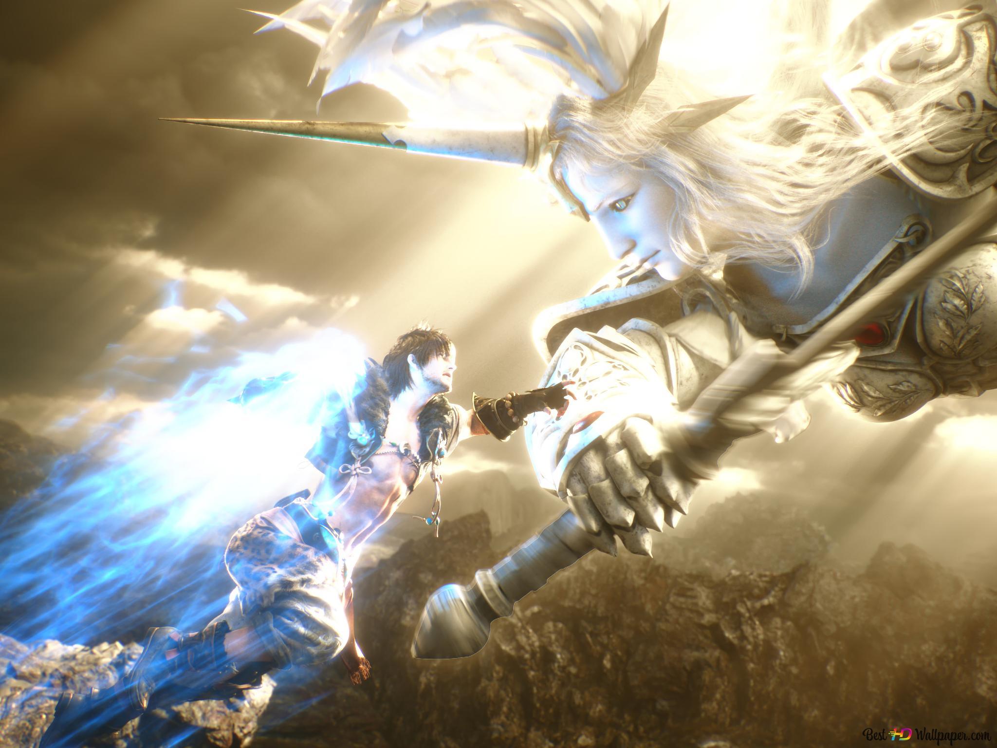 Original Final Fantasy Sfondo Sfondo