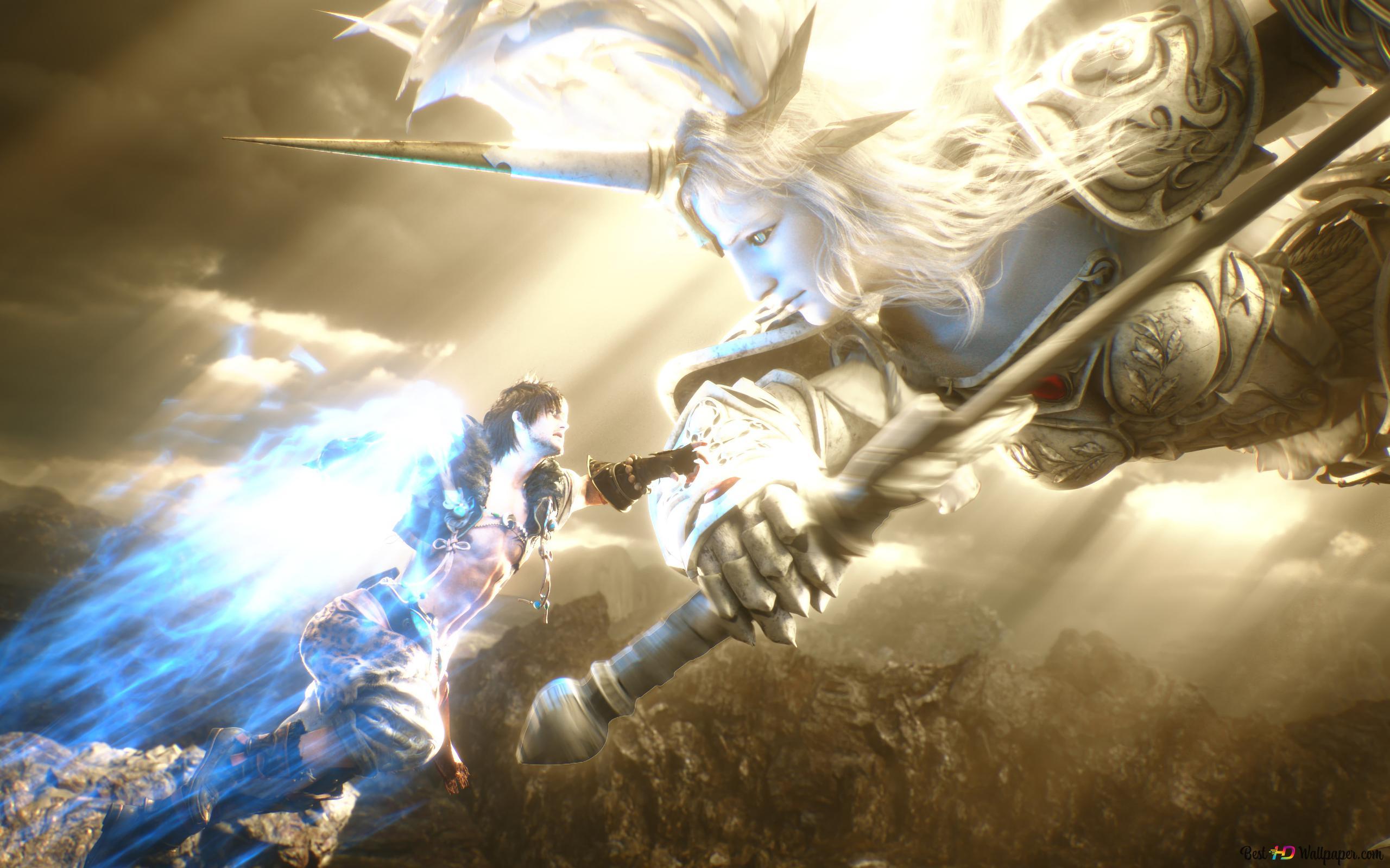 Final Fantasy XIV : Shadowbringers 2019 HD wallpaper download