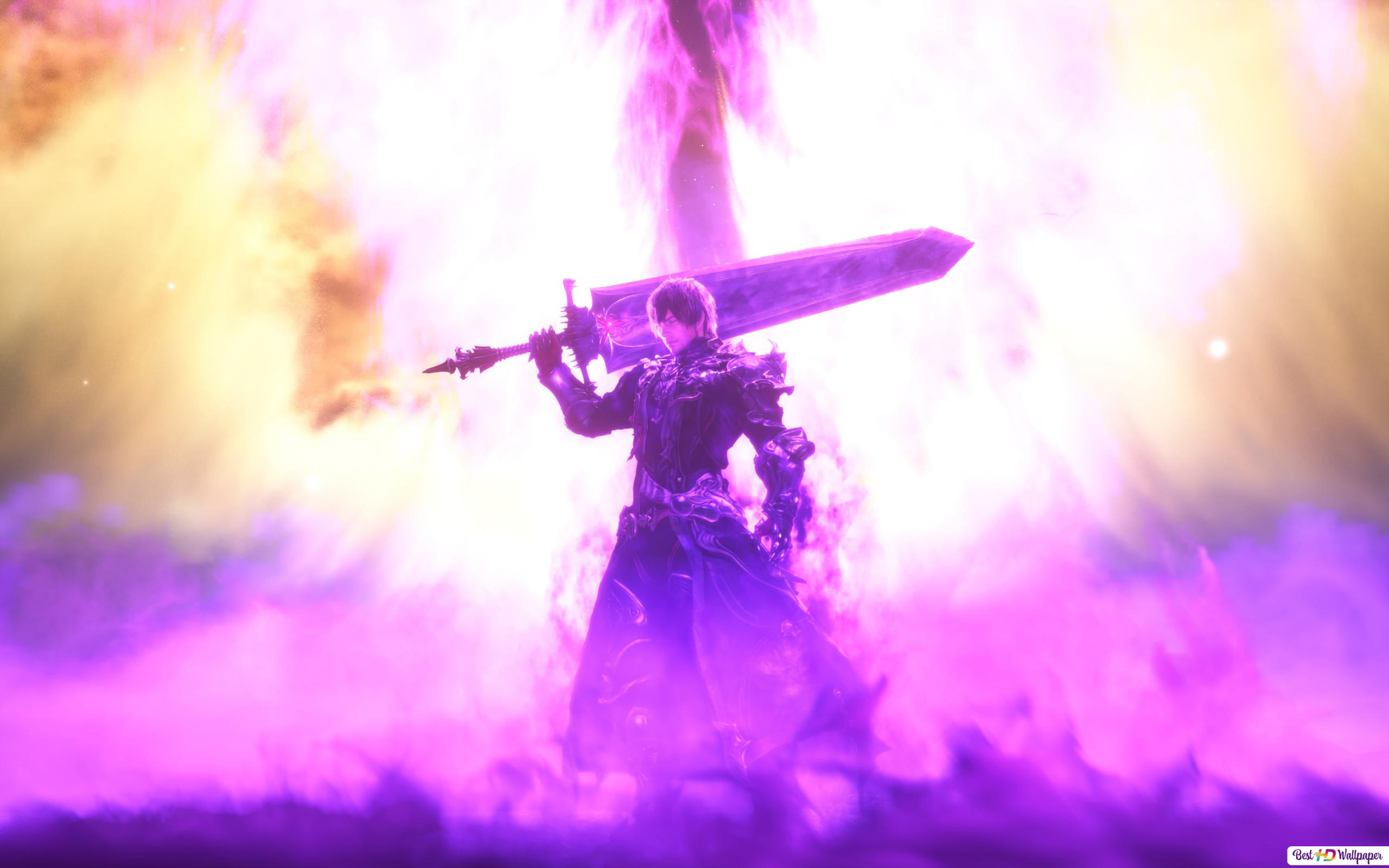 Final Fantasy Xiv Wallpaper 4k Ardusat Org