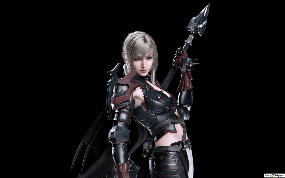 Final Fantasy XV : Aranea Highwind HD wallpaper download