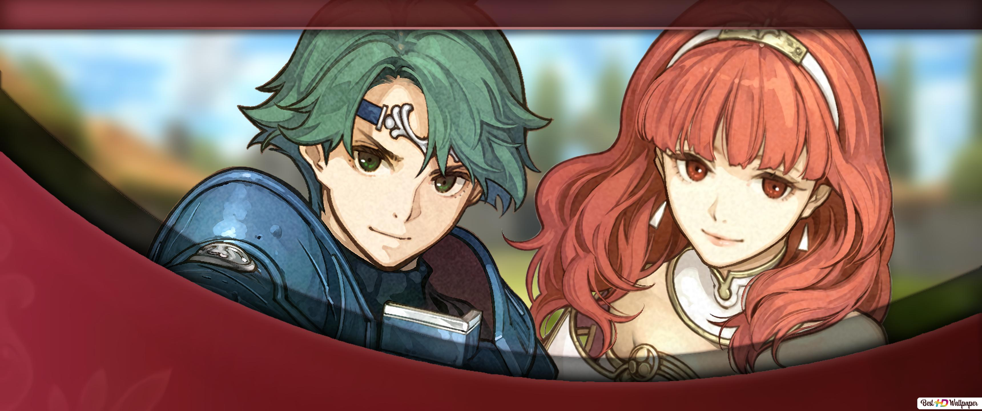 Fire Emblem Echoes Shadows Of Valentia Hd Wallpaper Download