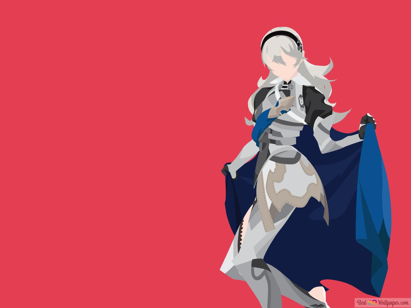 Fire Emblem Fates Female Corrin Hd Wallpaper Download