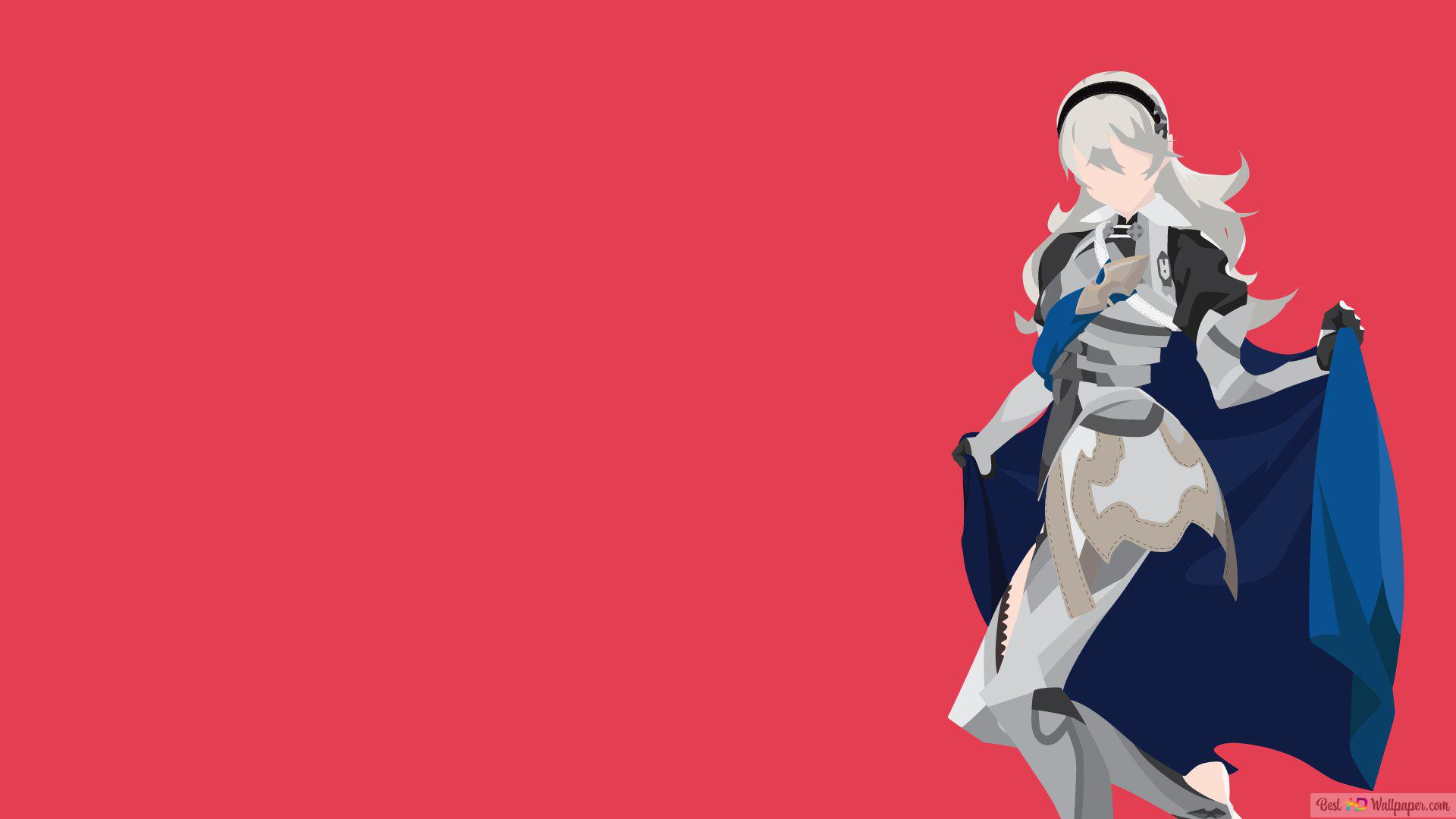 Fire Emblem Fates Female Corrin Hd Wallpaper Download