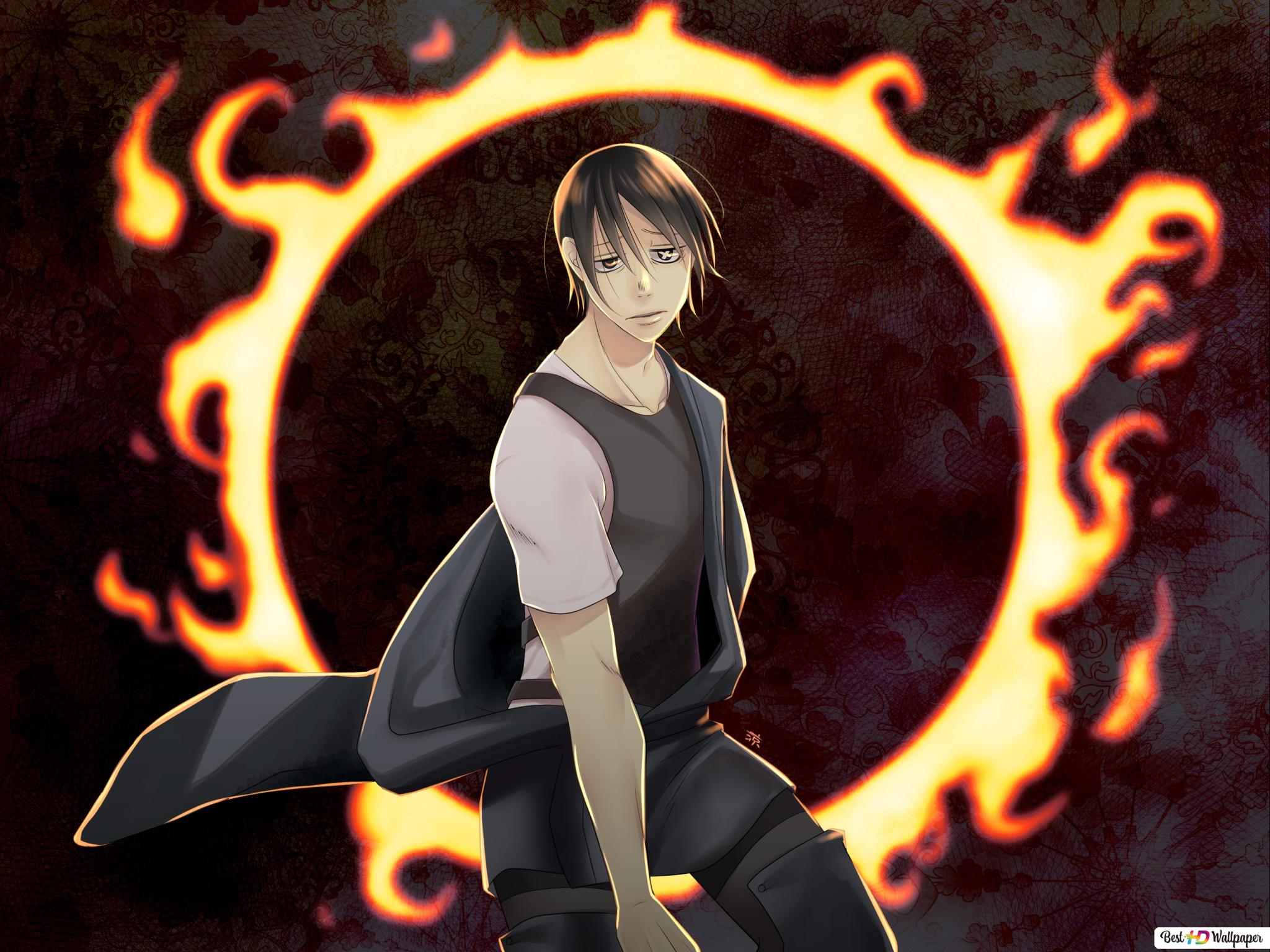 Fire Force Anime Hd Wallpaper Download
