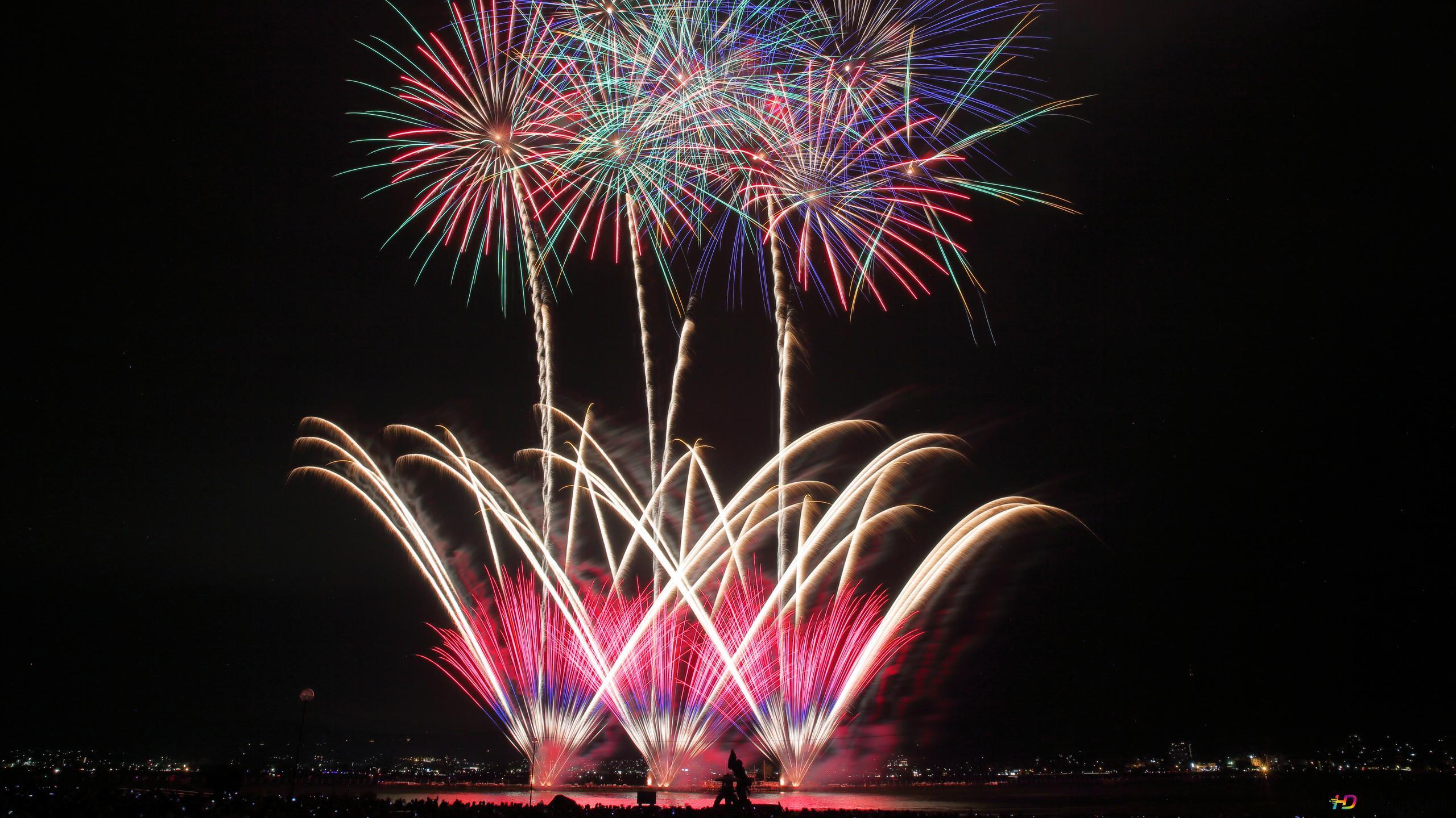 Fireworks HD Wallpaper Download