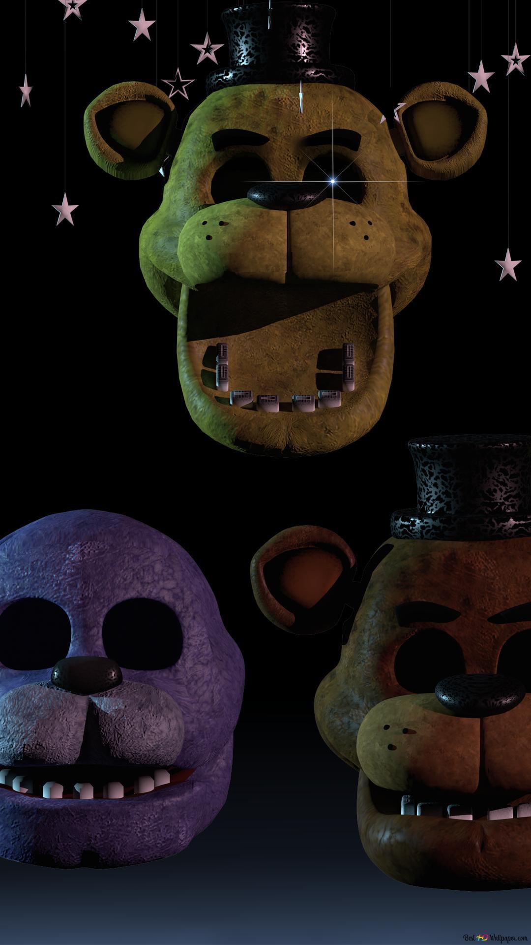 Five Nights At Freddy S Hd Wallpaper Download