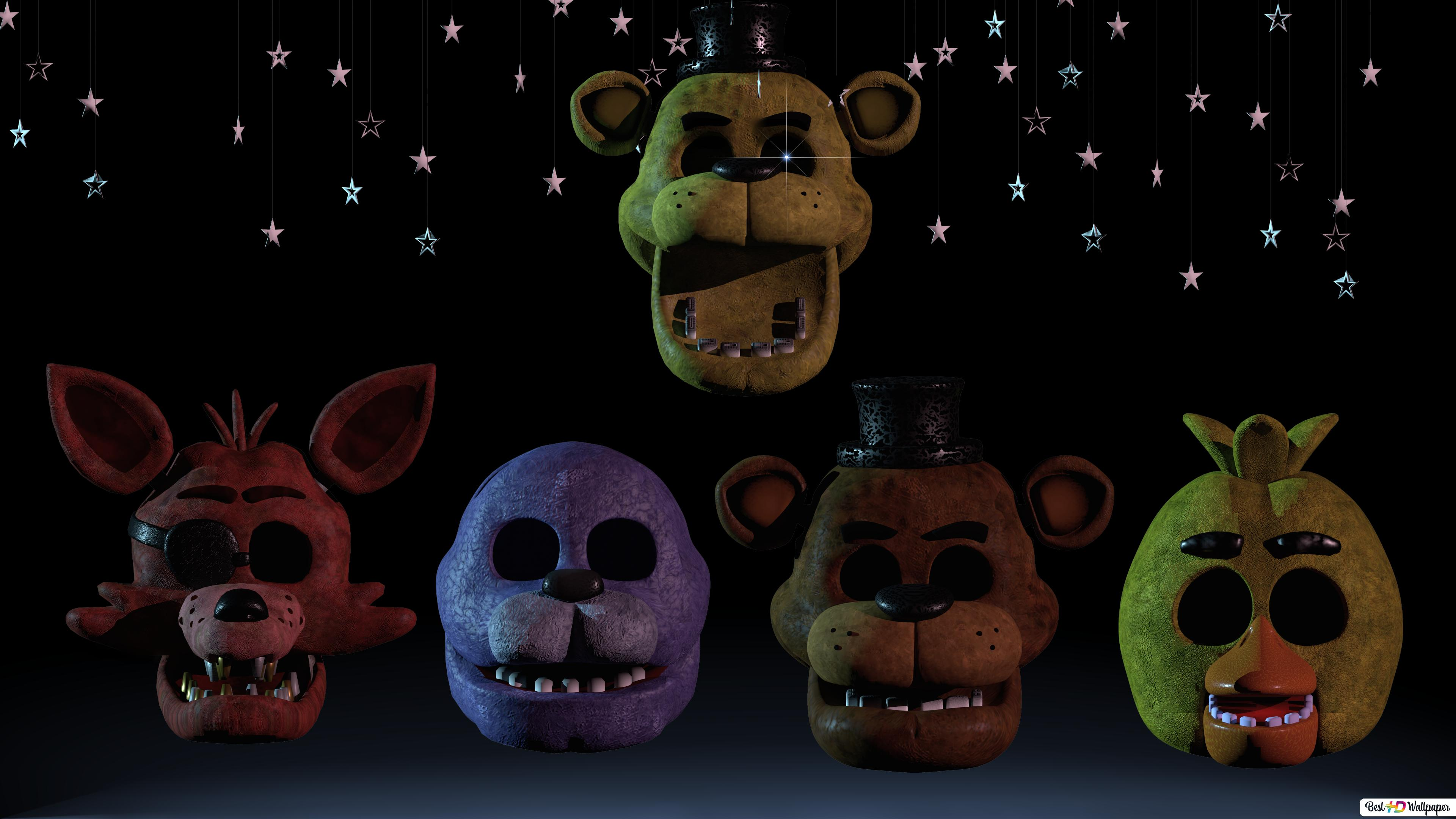Five Nights At Freddy S Hd Wallpaper Download