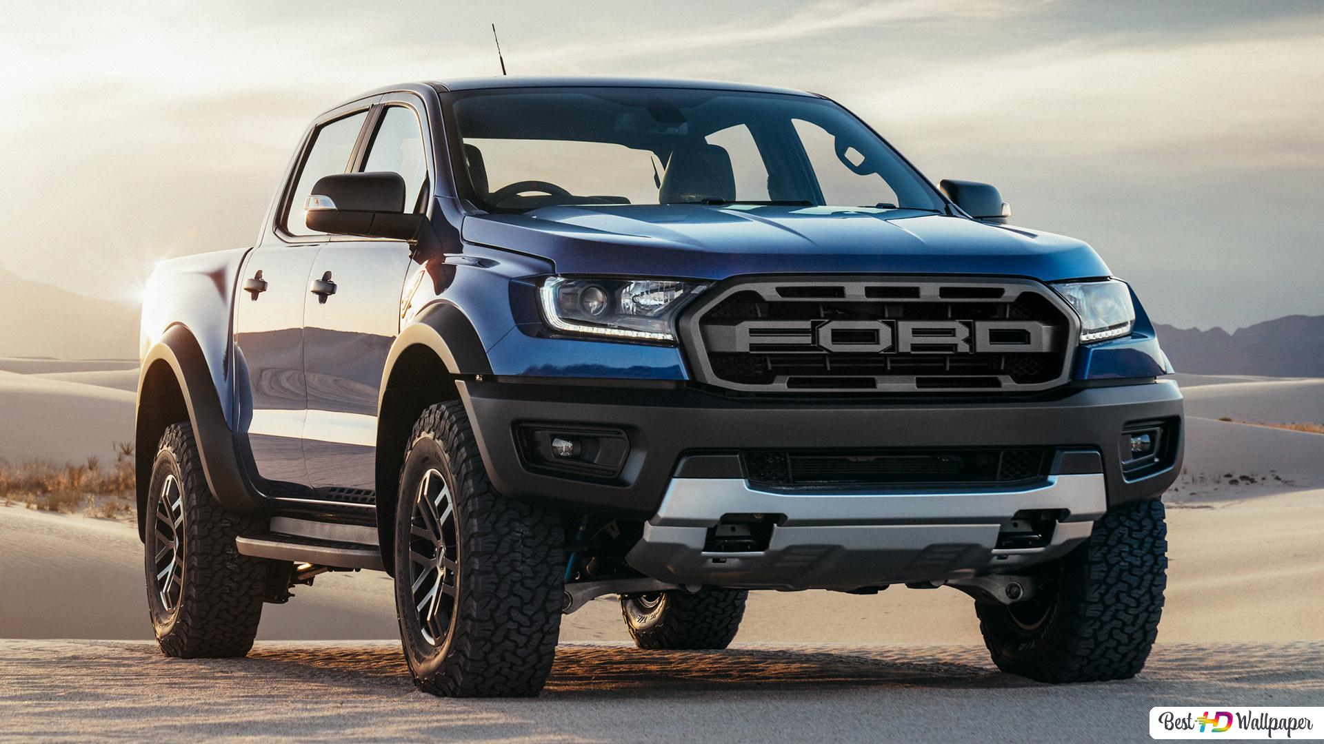 Ford Ranger Raptor Double Cab 2018 07 Hd Wallpaper Download