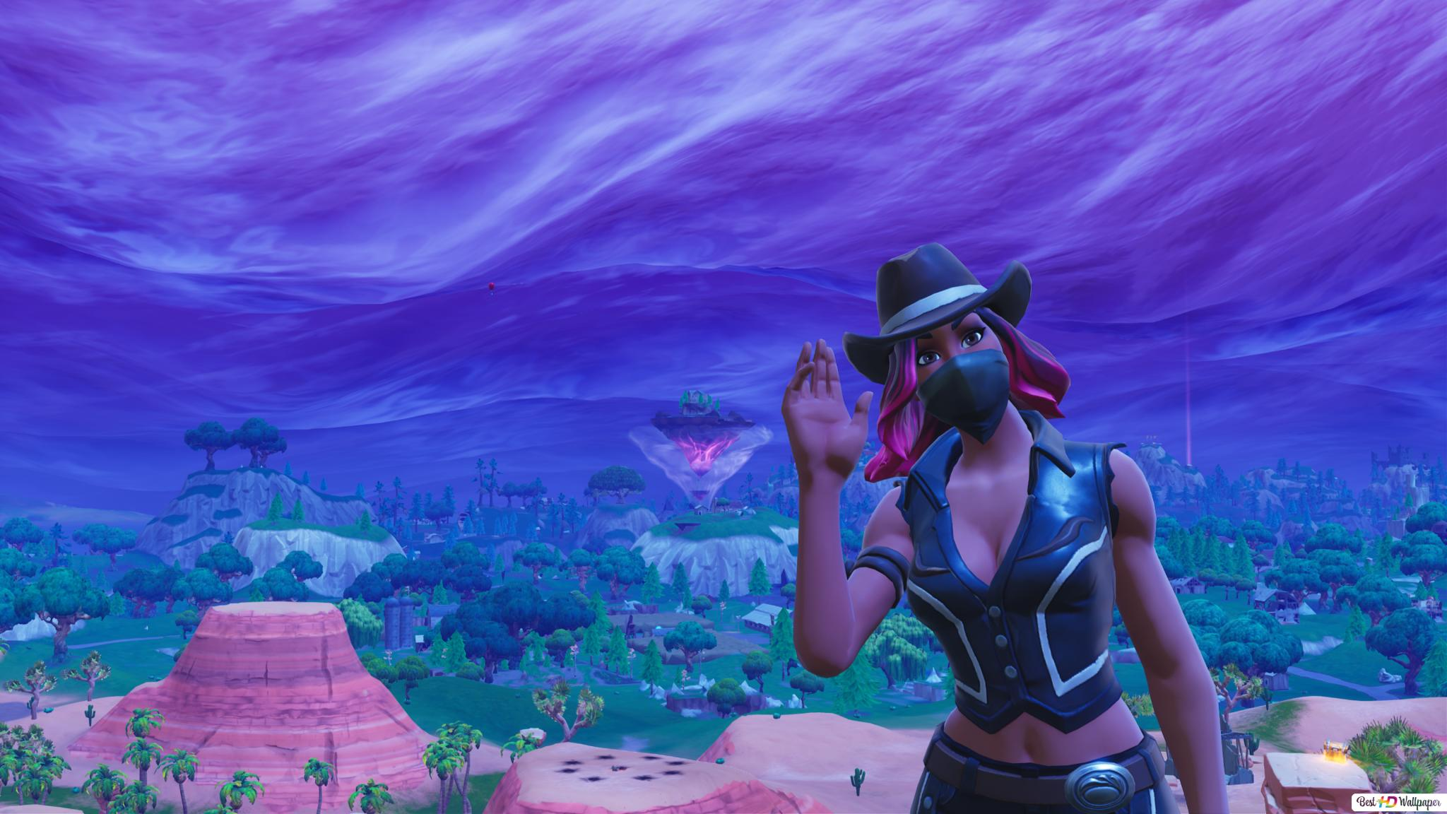 2048x1152 Fortnite Winter Season 2048x1152 Resolution Hd