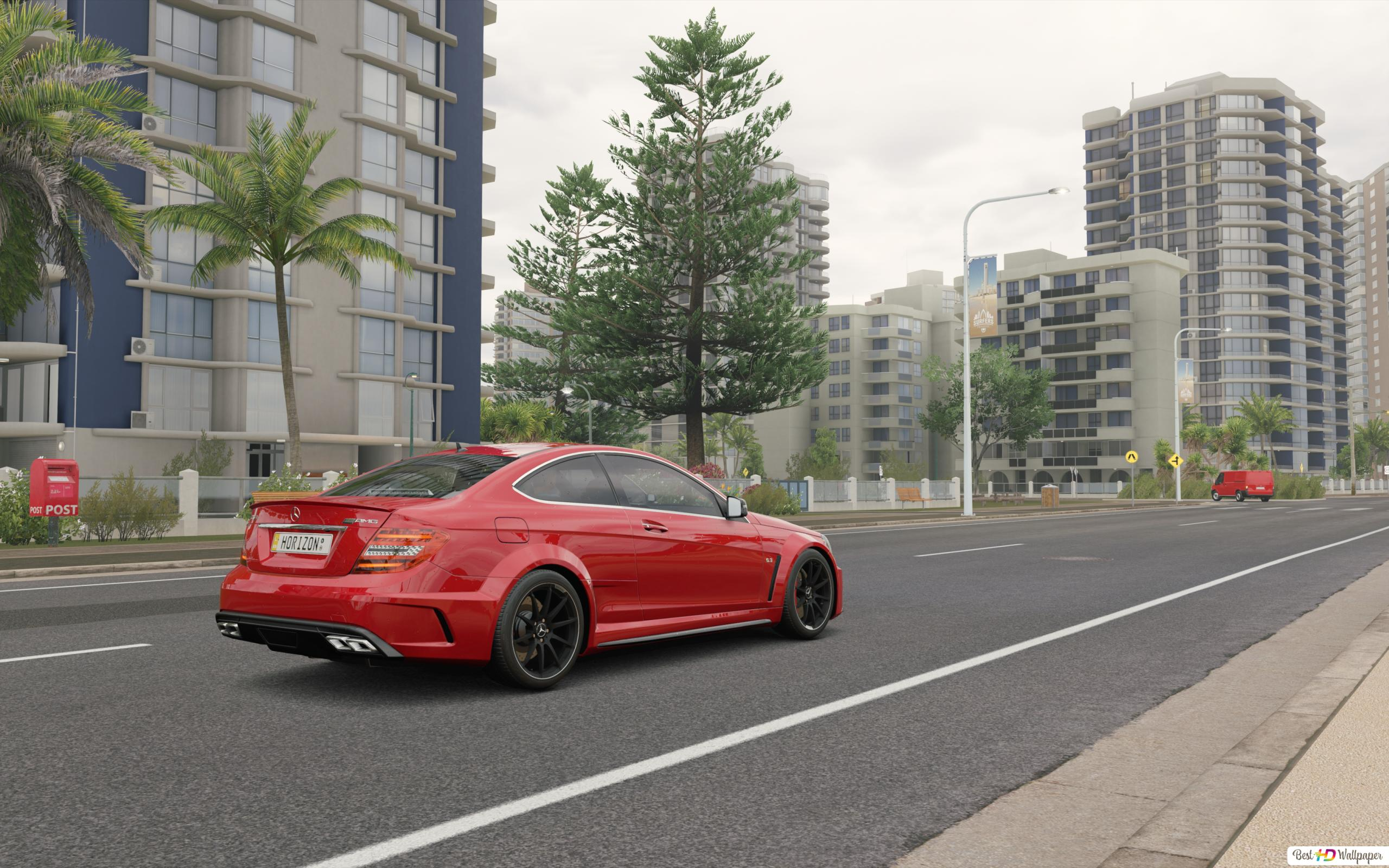 Forza Horizon 3 - Red car HD wallpaper download