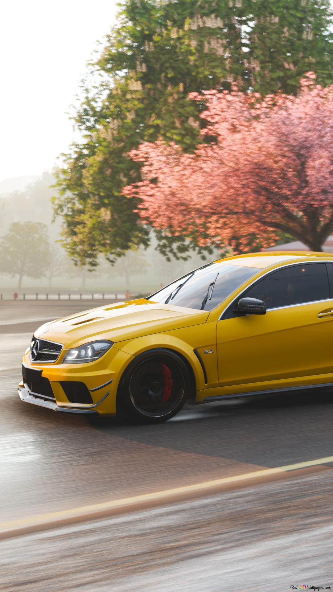 Forza Horizon 4 Rennspiel Mercedes Benz Amg C63 S Coupe Hd