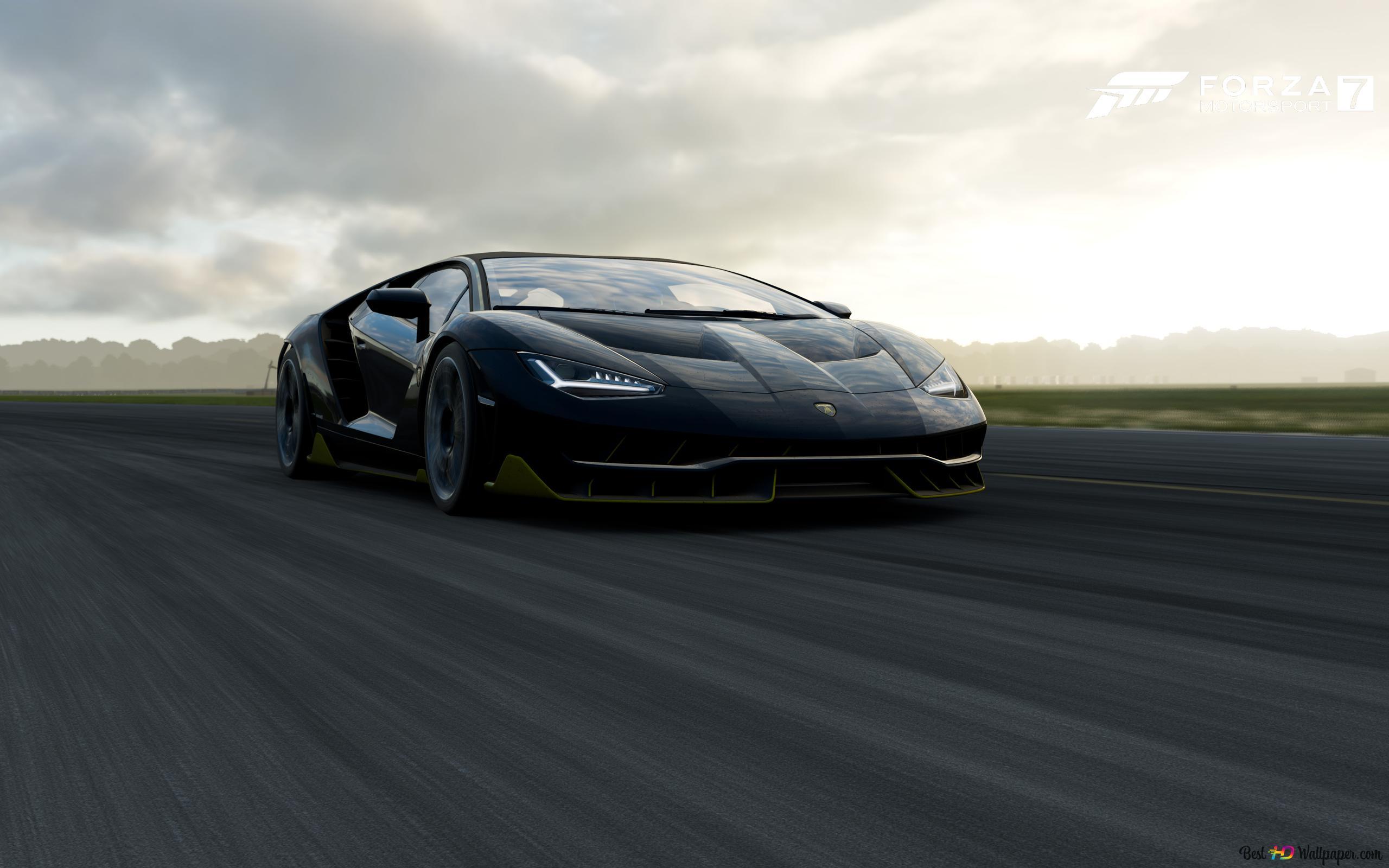 Forza Motorsport 7 Lamborghini Centenario Hd Wallpaper Download