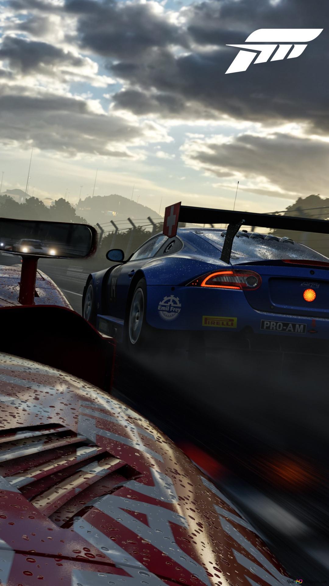 Forza Motorsport 7 Racing Cars Hd Wallpaper Download