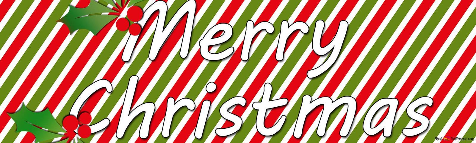 Frohe Weihnachten # 9 HD Hintergrundbilder herunterladen