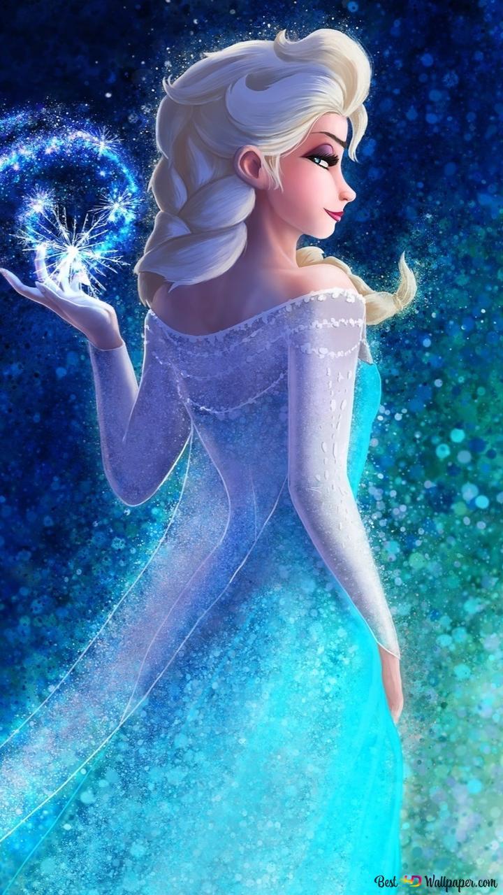 Frozen Movie Elsa Hd Wallpaper Download