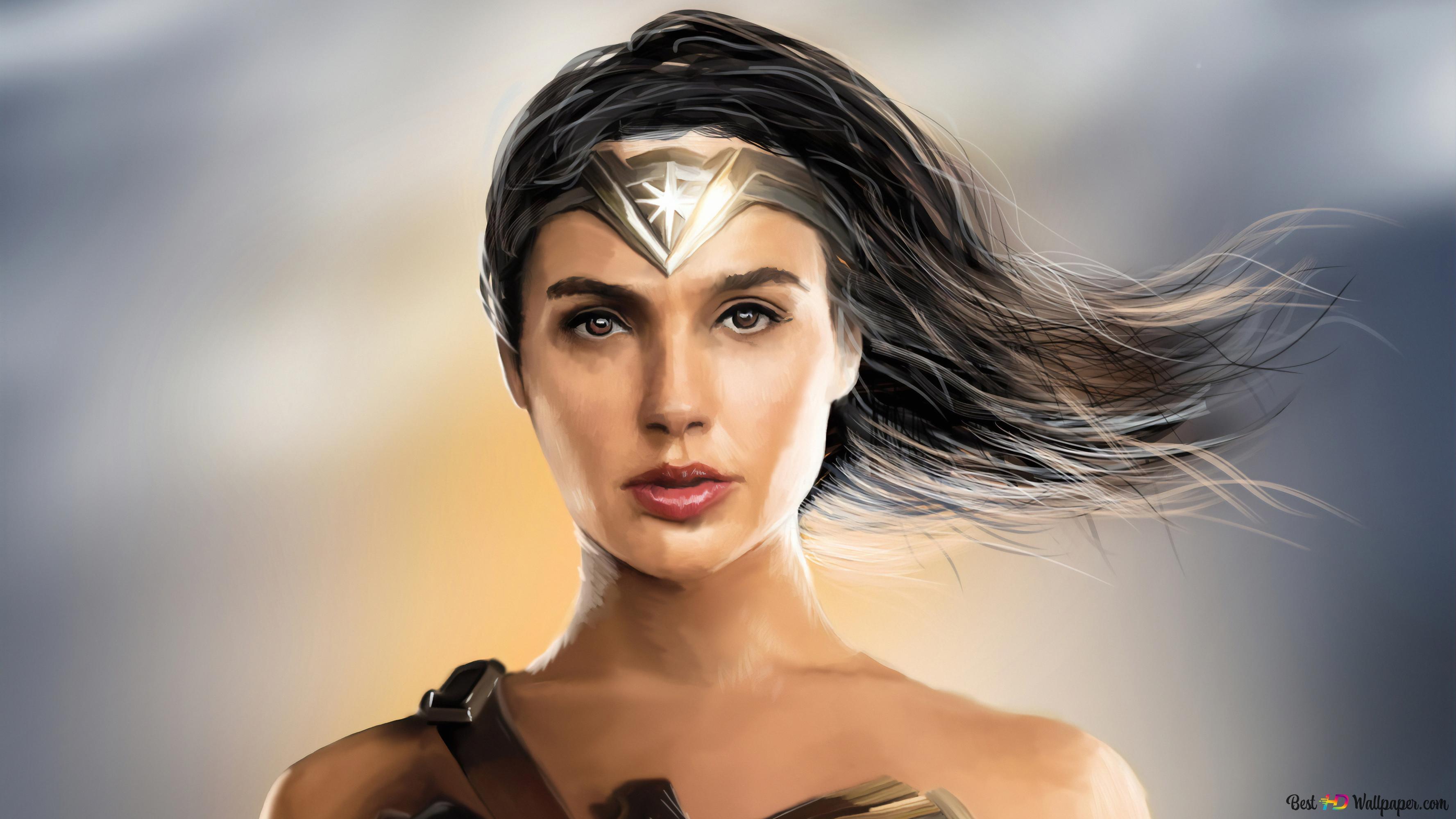 Gal Gadot Is Wonder Woman Hd Wallpaper Download