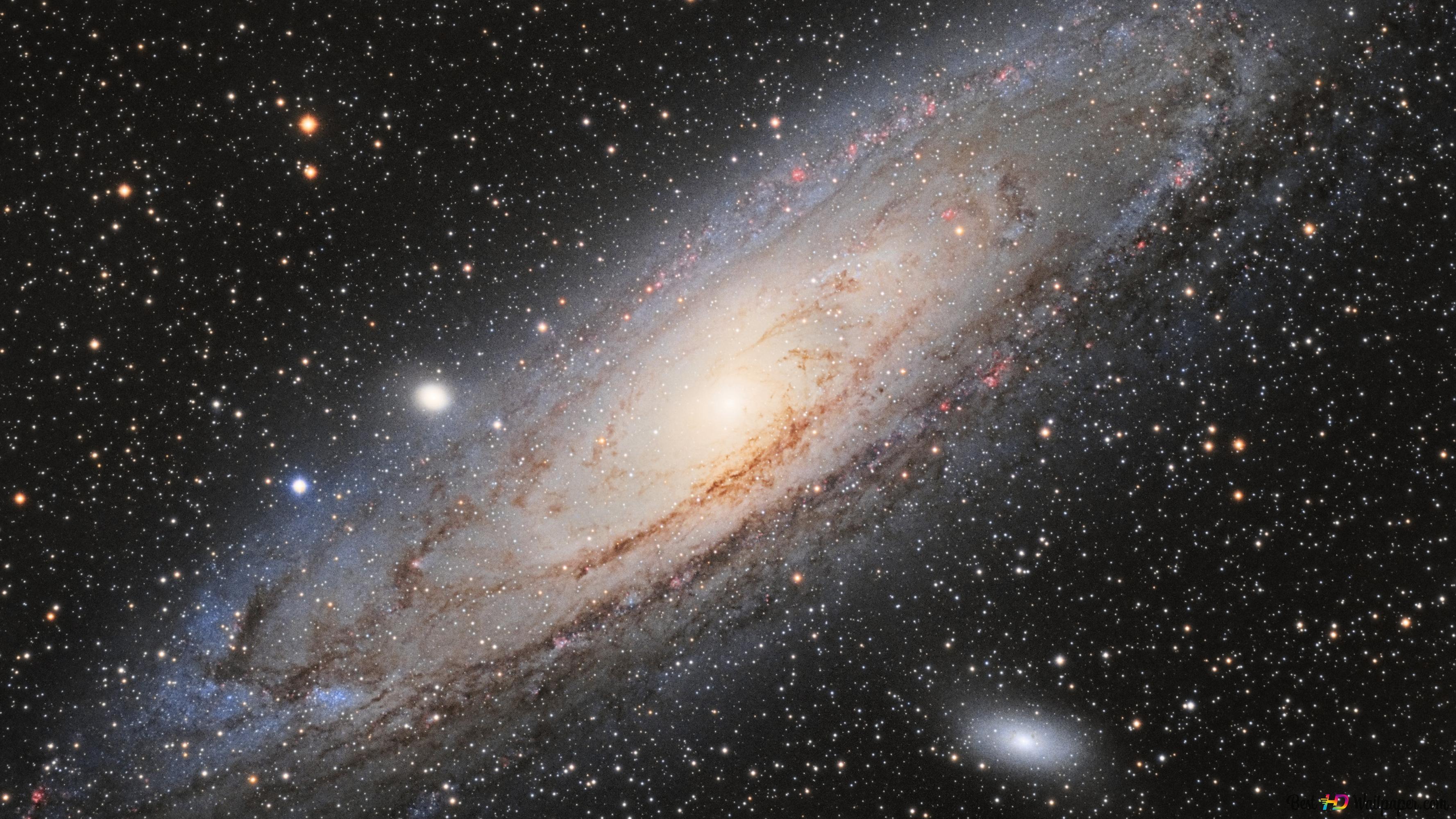 Galaxy Et étoiles Hd Fond Décran Télécharger