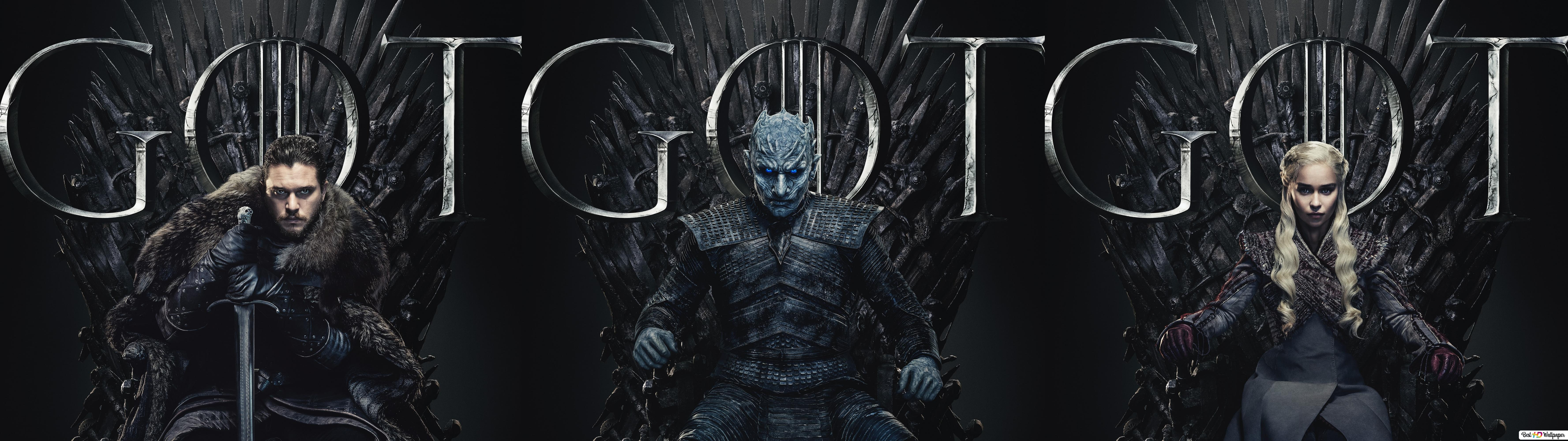 Game Of Thrones Season 8 Hd Wallpaper Download