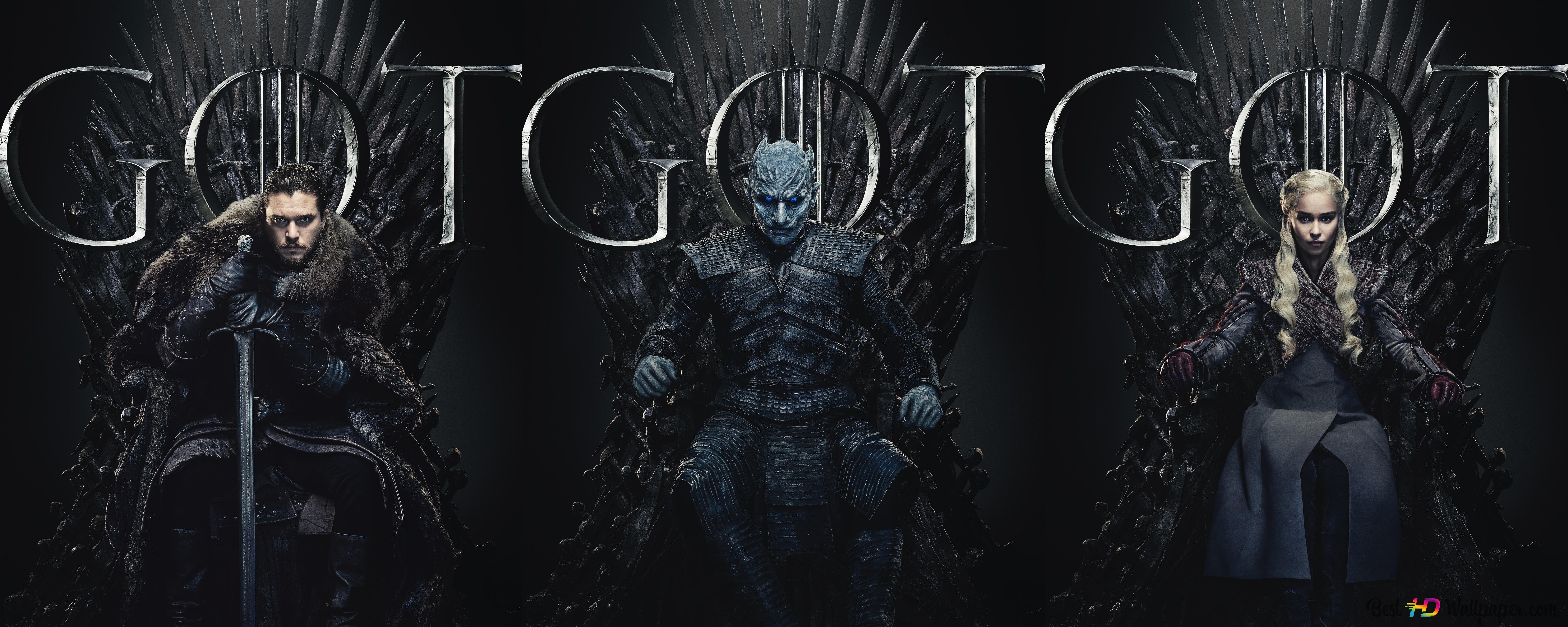 Game Of Thrones Season 8 Hd Wallpaper Download