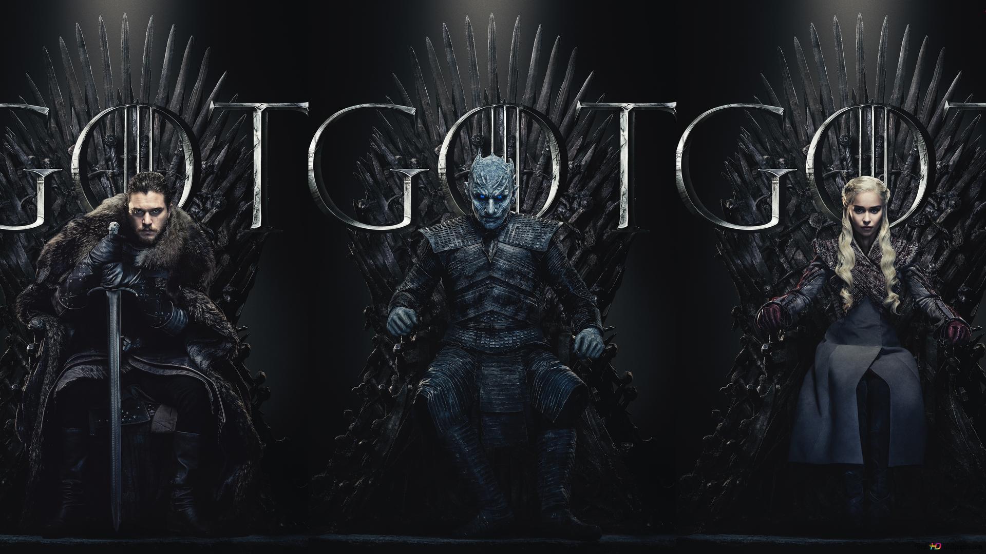 Game Of Thrones Staffel 8 Hd Hintergrundbilder Herunterladen