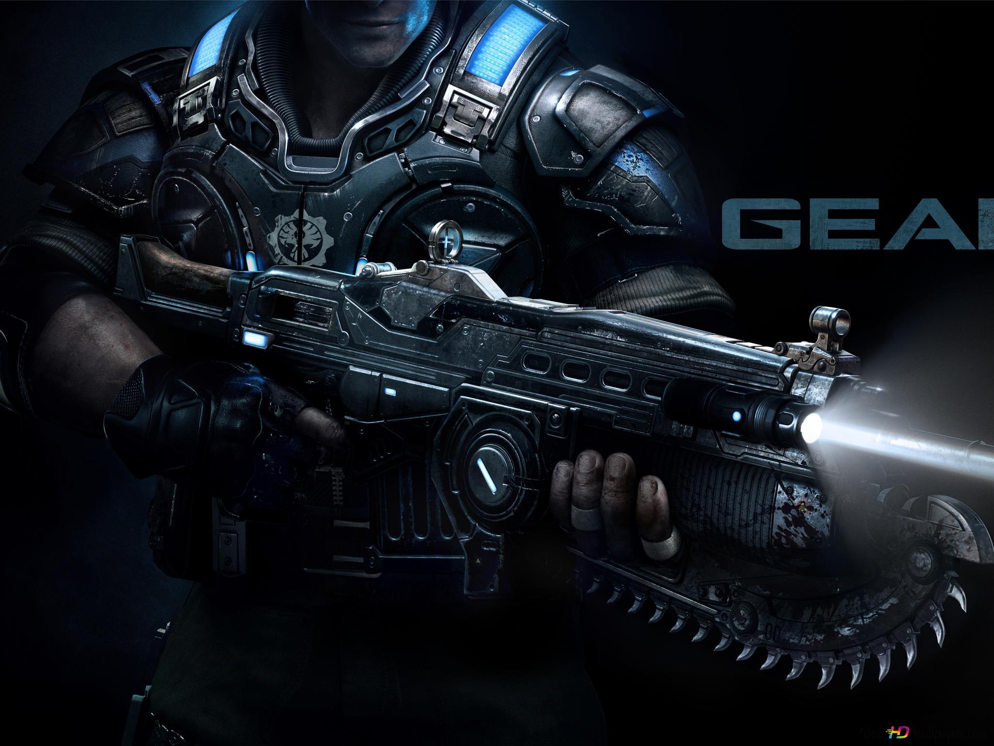 Gears Of War 4 Video Game Hd Wallpaper Download