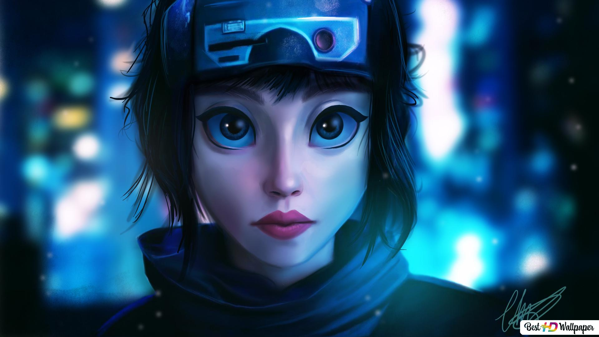 Ghost In The Shell Anime Unduhan Wallpaper Hd