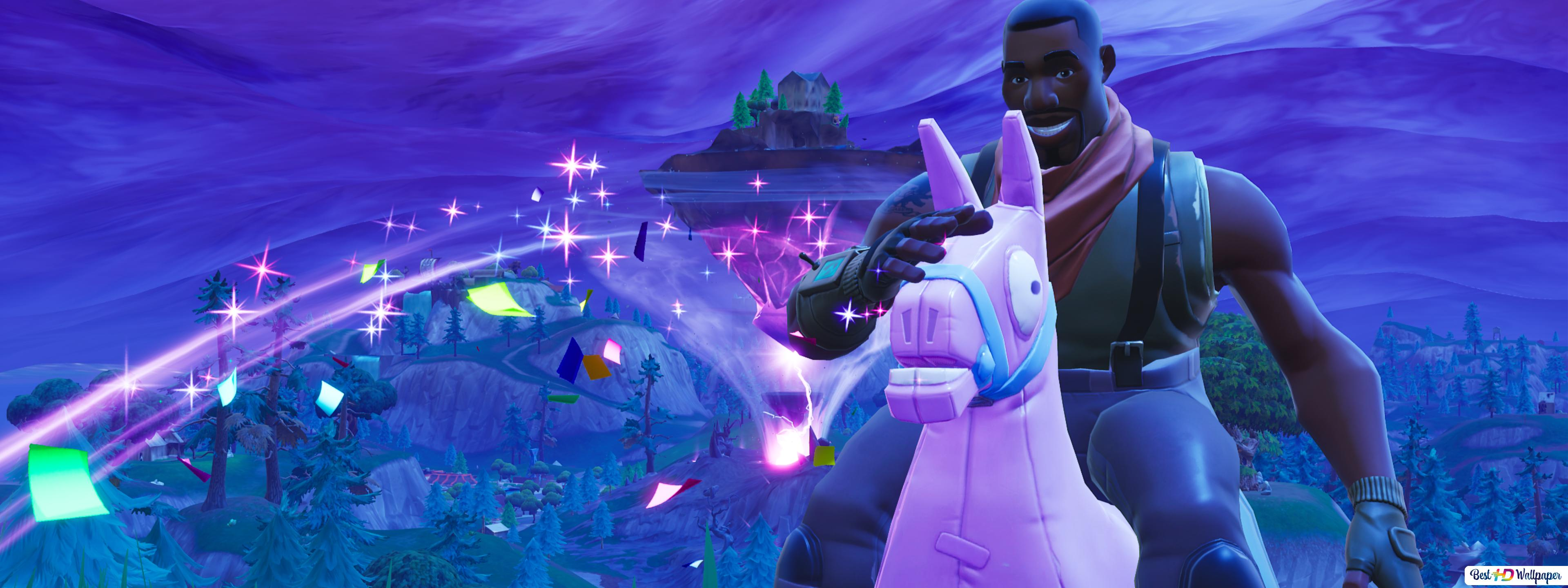 Giddy Up Fortnite Hd Wallpaper Download